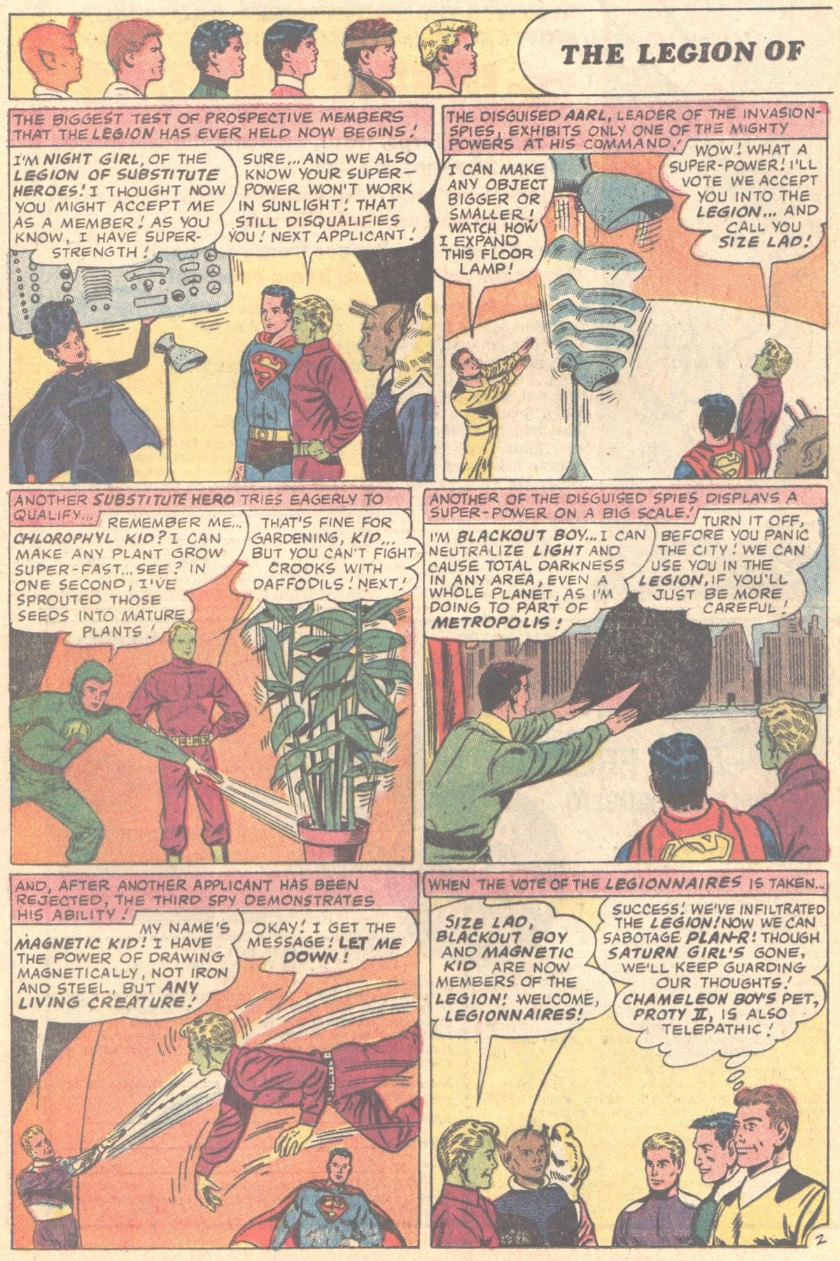 Read online Adventure Comics (1938) comic -  Issue #411 - 34