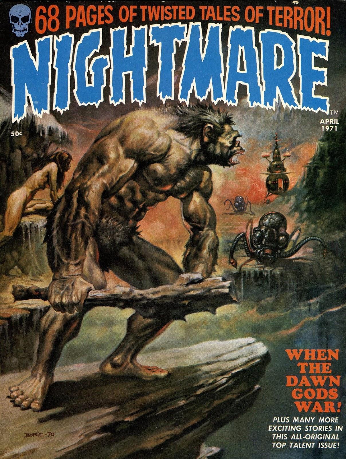 Nightmare (1970) 3 Page 1