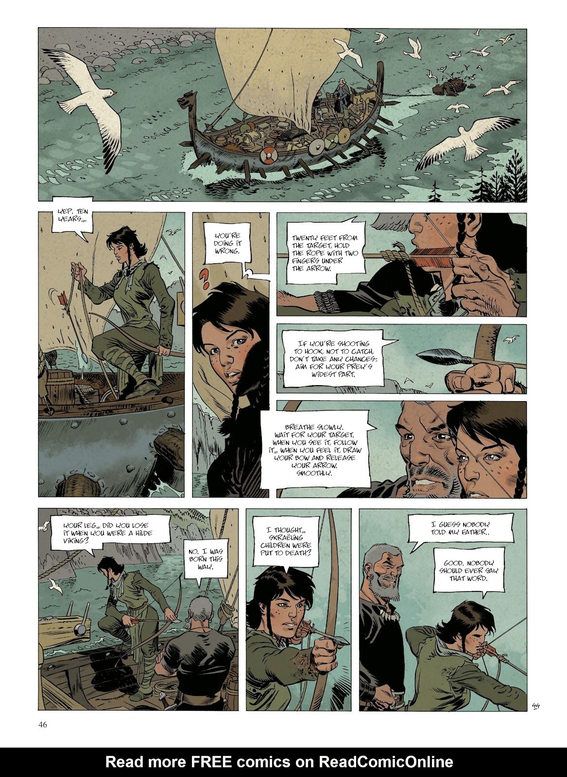 Read online Asgard comic -  Issue #1 - 48