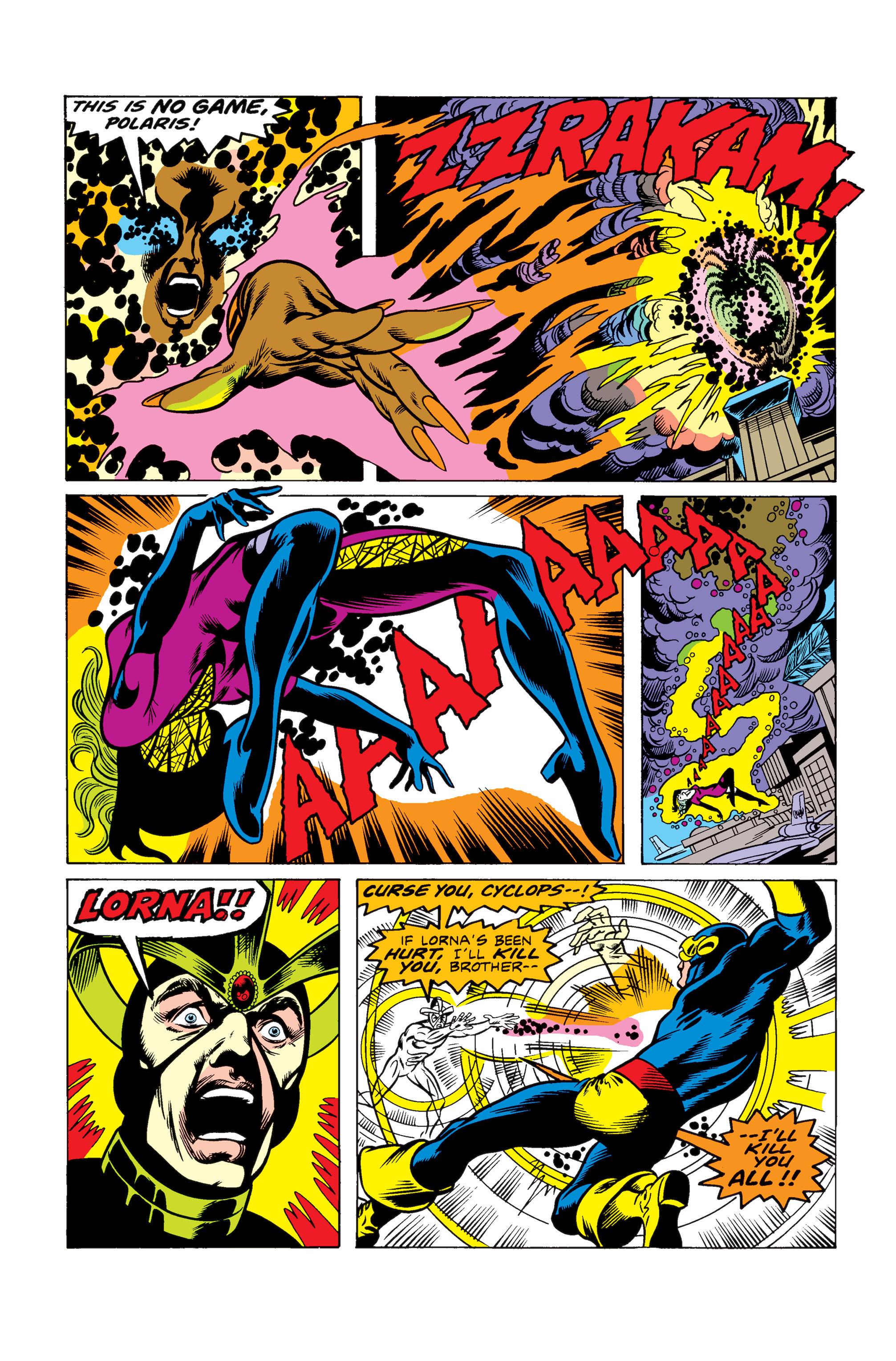 Uncanny X-Men (1963) 97 Page 15