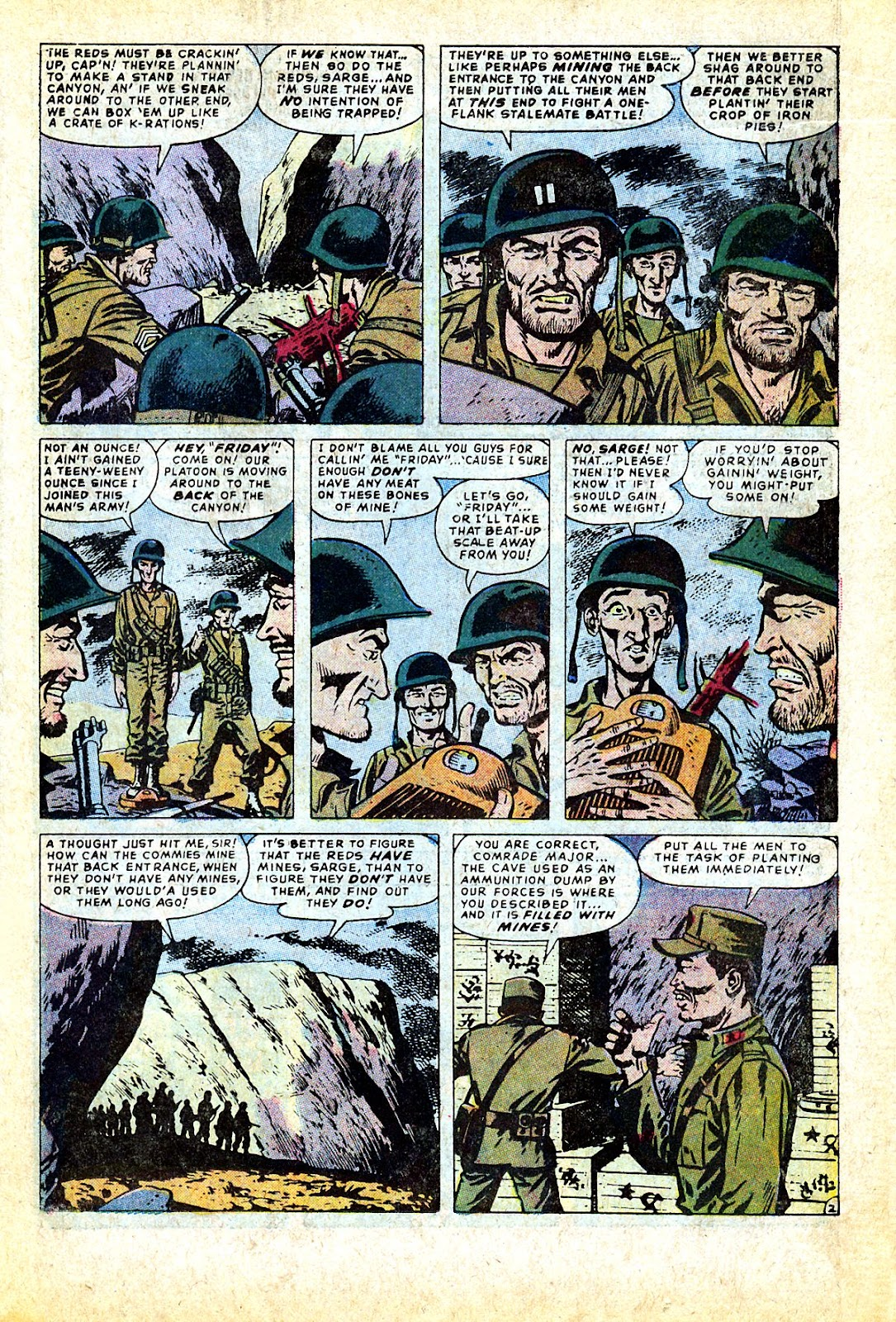 War Is Hell (1973) issue 4 - Page 19