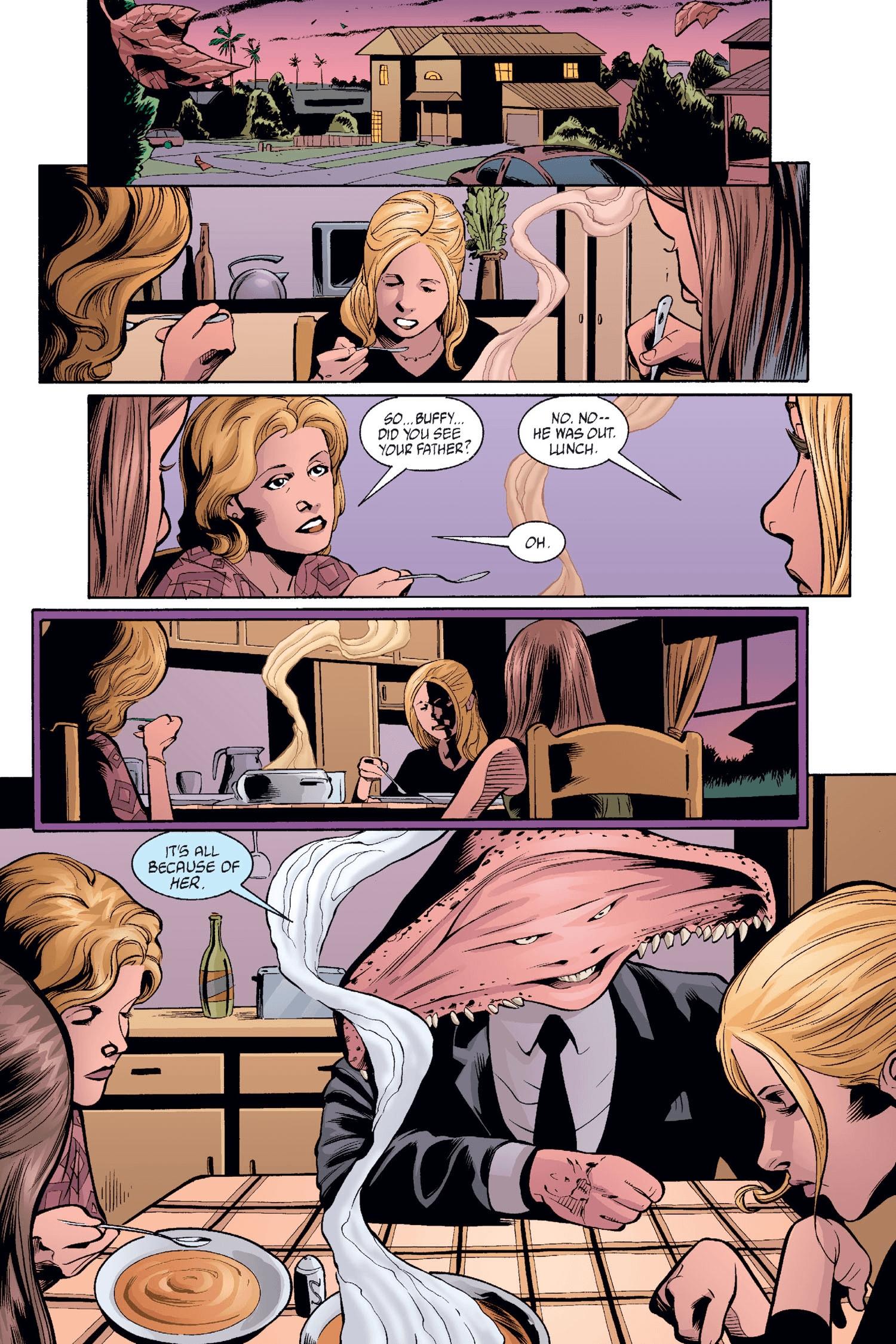 Read online Buffy the Vampire Slayer: Omnibus comic -  Issue # TPB 2 - 35