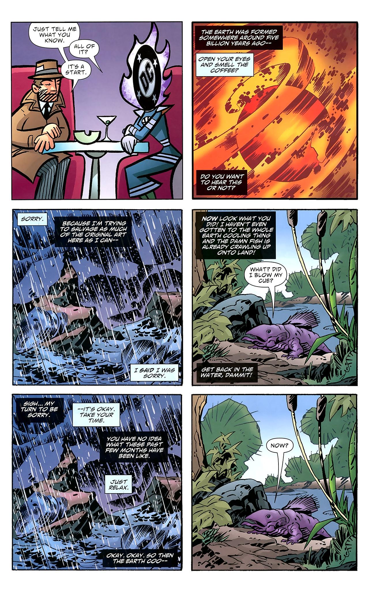 Read online Ambush Bug: Year None comic -  Issue #7 - 6