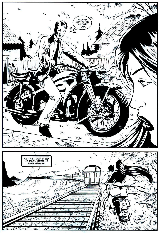 Read online Shi: Sempo comic -  Issue #1 - 14
