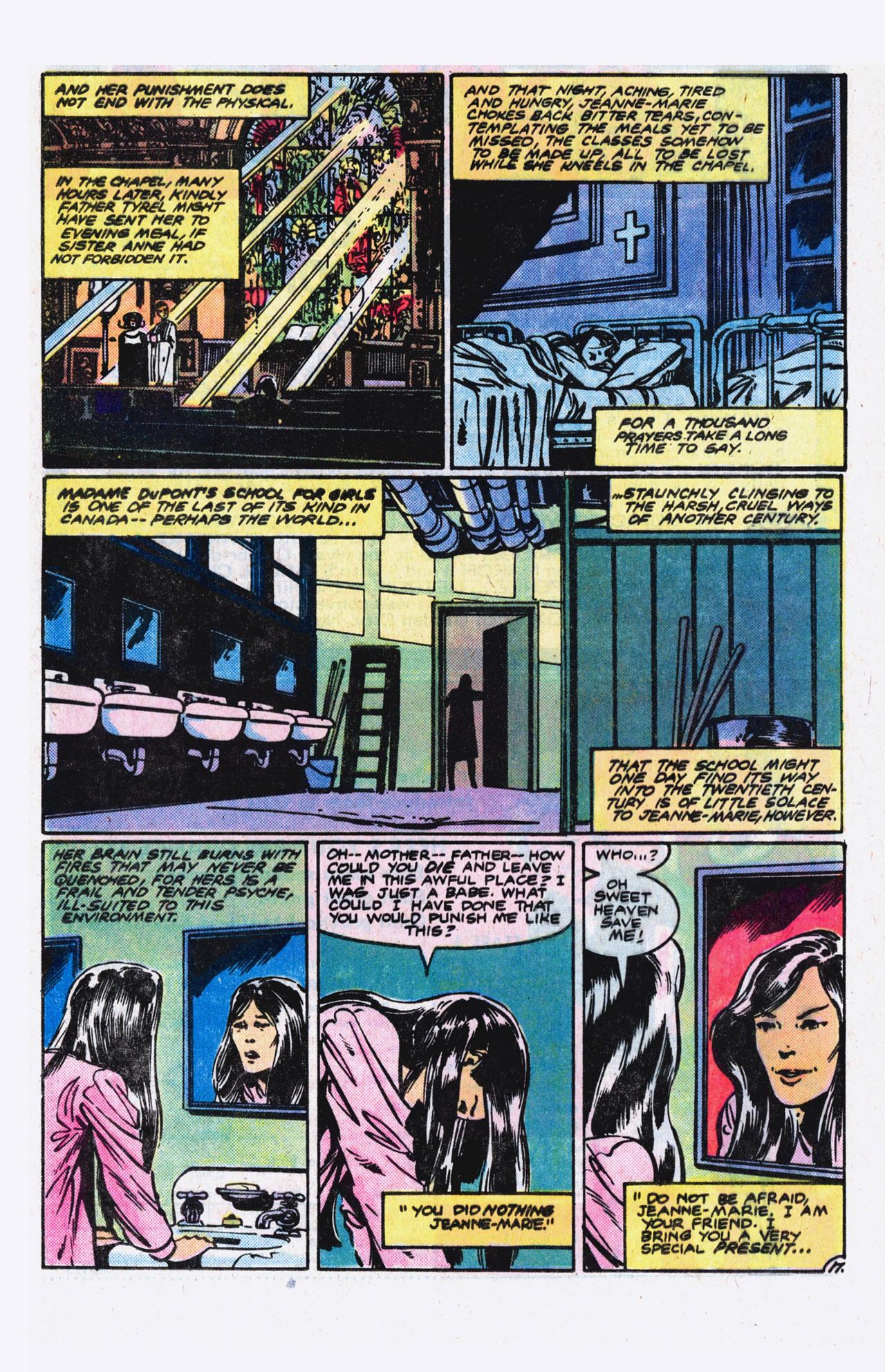 Read online Alpha Flight (1983) comic -  Issue #9 - 18