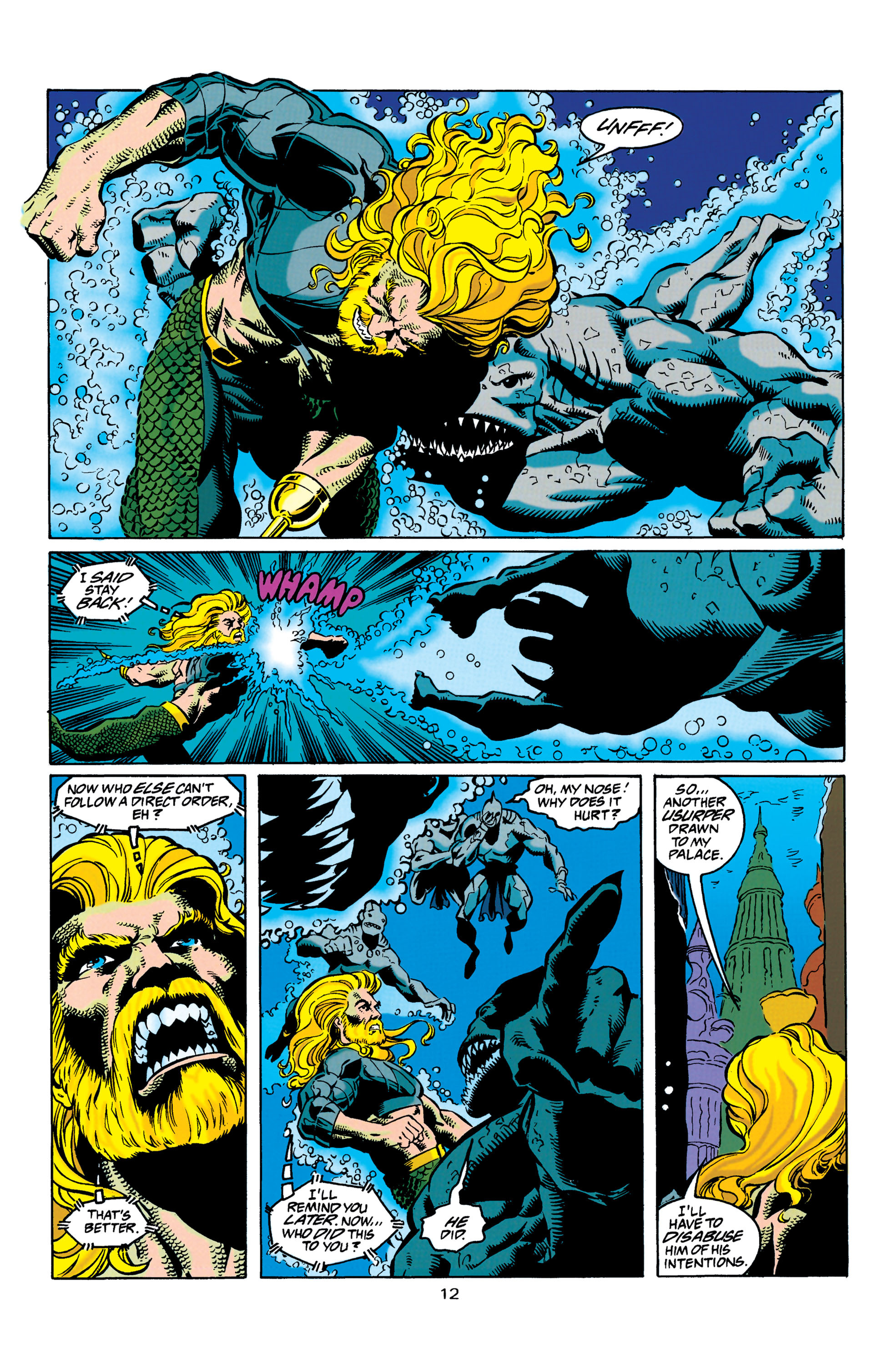 Read online Aquaman (1994) comic -  Issue #31 - 13
