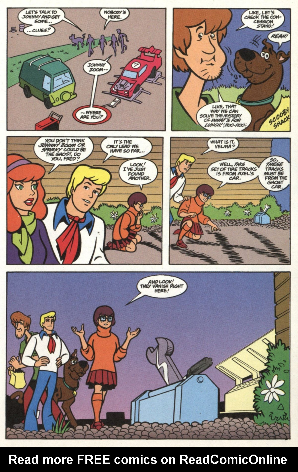 Read online Scooby-Doo (1997) comic -  Issue #20 - 8