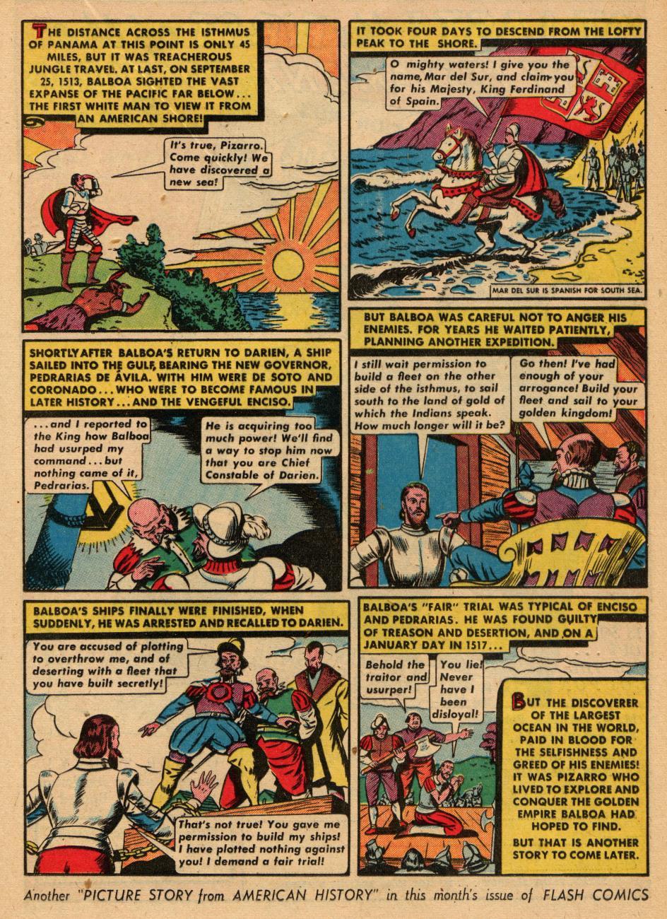 Read online Sensation (Mystery) Comics comic -  Issue #36 - 29