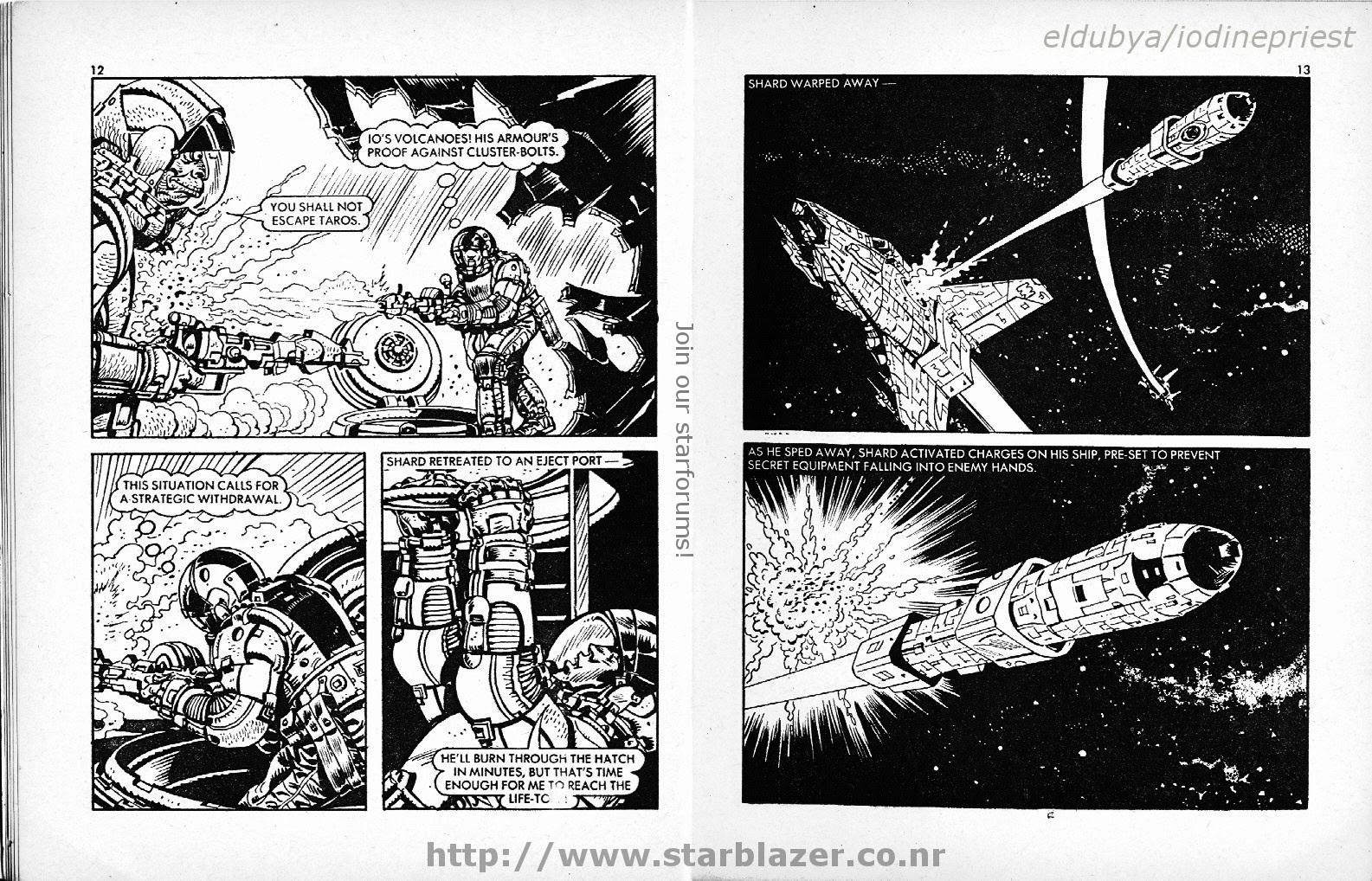 Starblazer issue 114 - Page 8