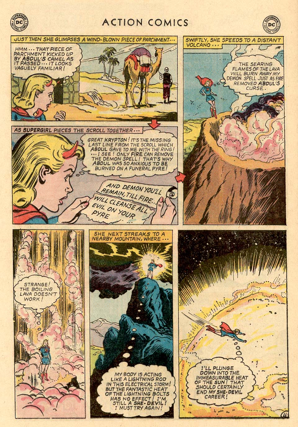 Read online Action Comics (1938) comic -  Issue #324 - 32