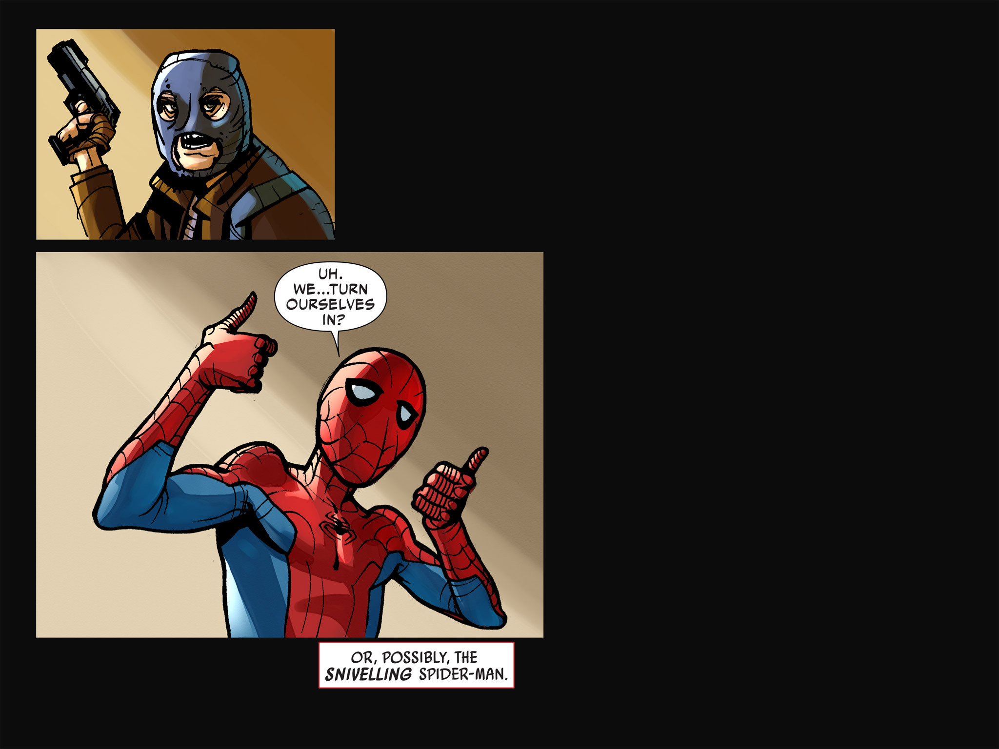 Read online Amazing Spider-Man: Who Am I? comic -  Issue # Full (Part 1) - 26