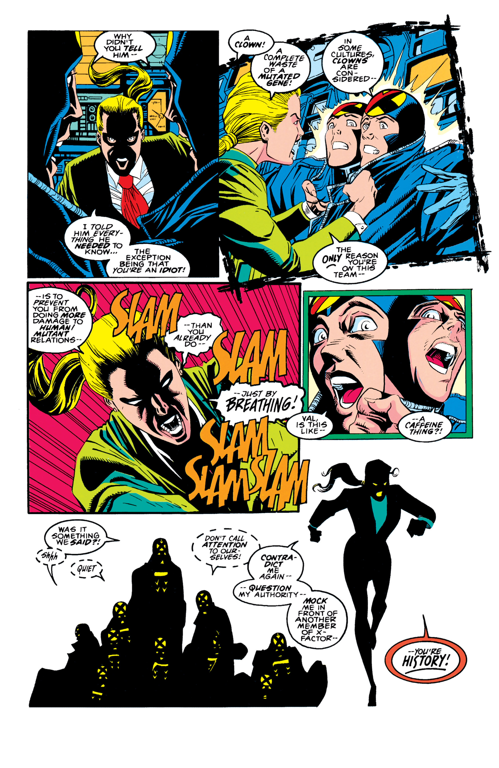 Read online X-Factor (1986) comic -  Issue #90 - 13