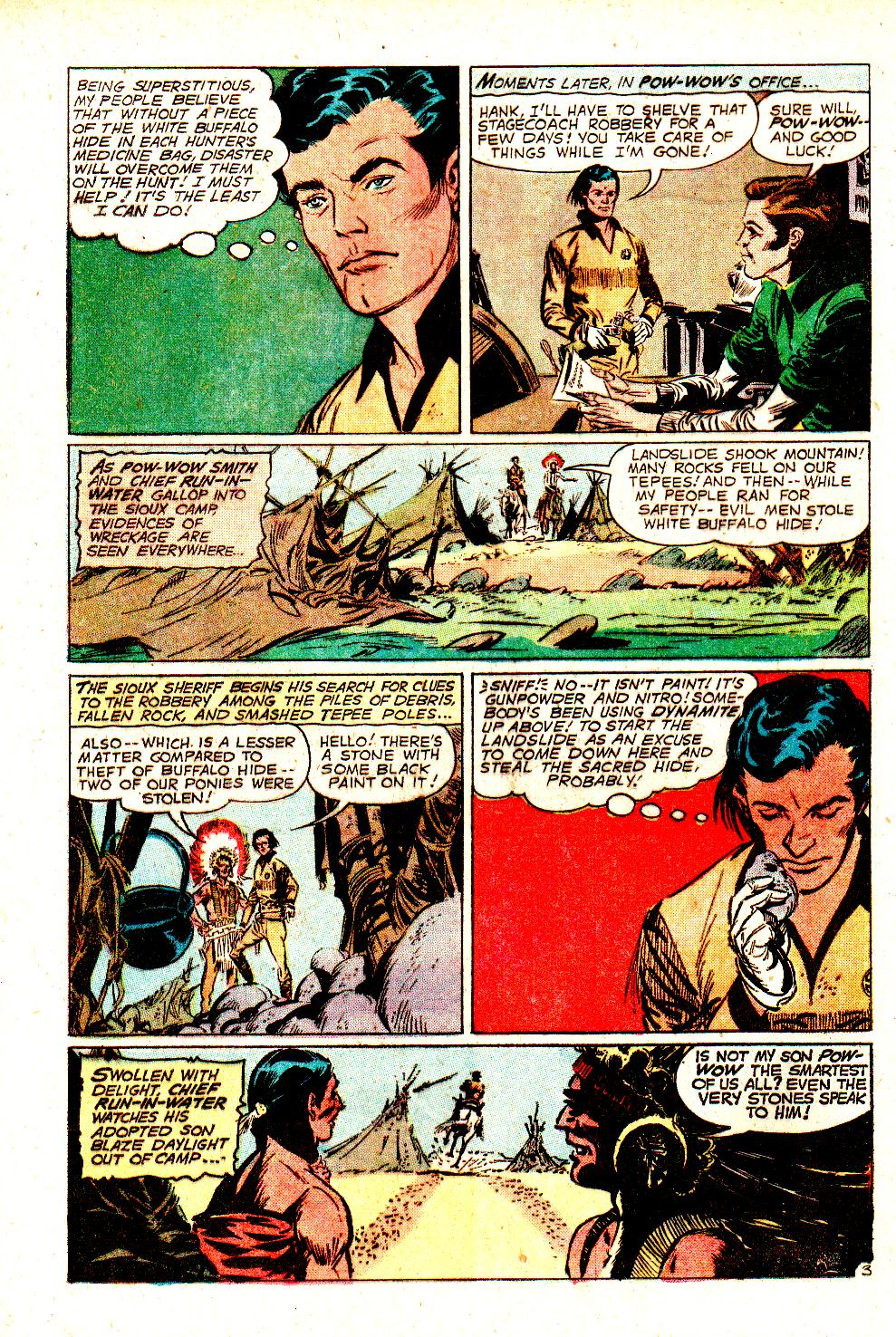 Read online All-Star Western (1970) comic -  Issue #11 - 30