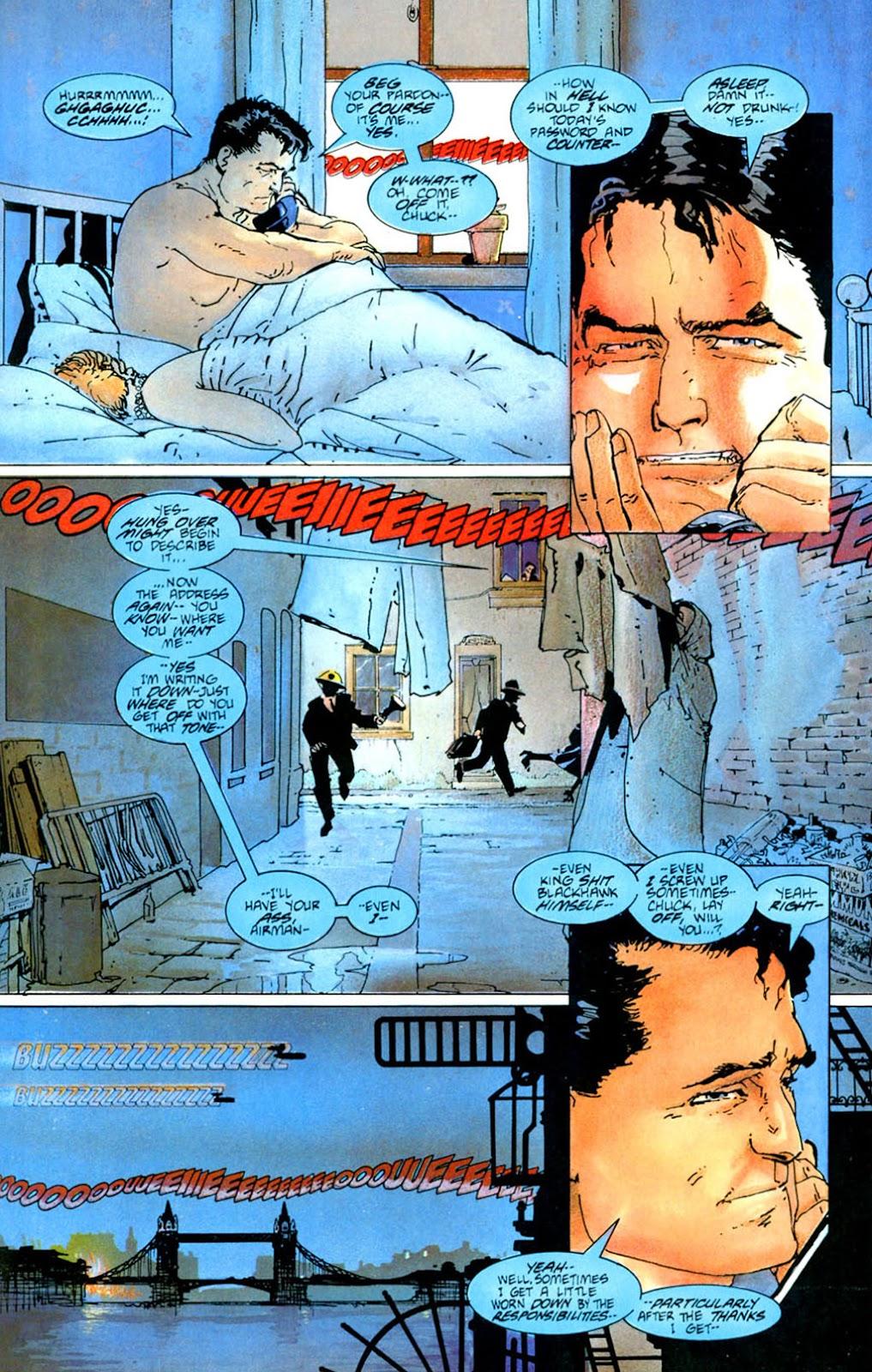 Blackhawk (1988) issue 1 - Page 19