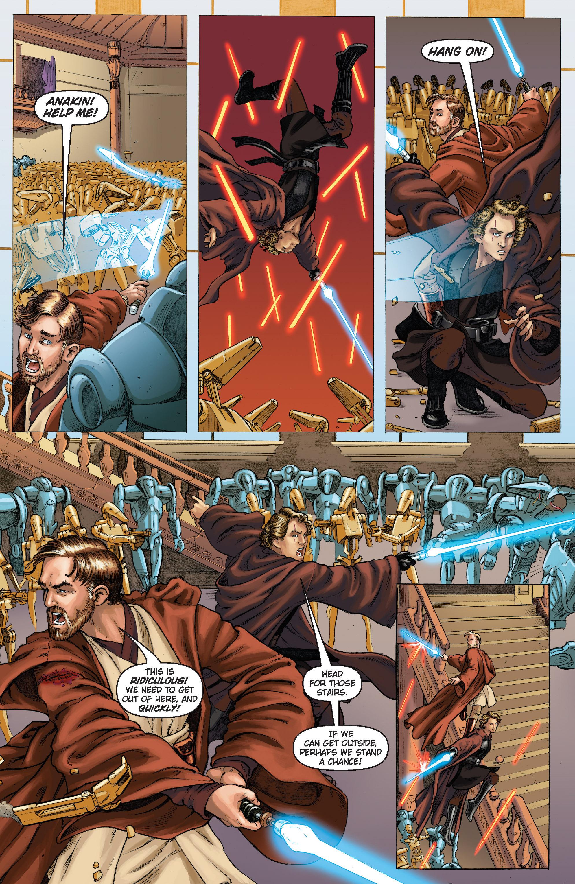 Read online Star Wars Omnibus comic -  Issue # Vol. 26 - 205