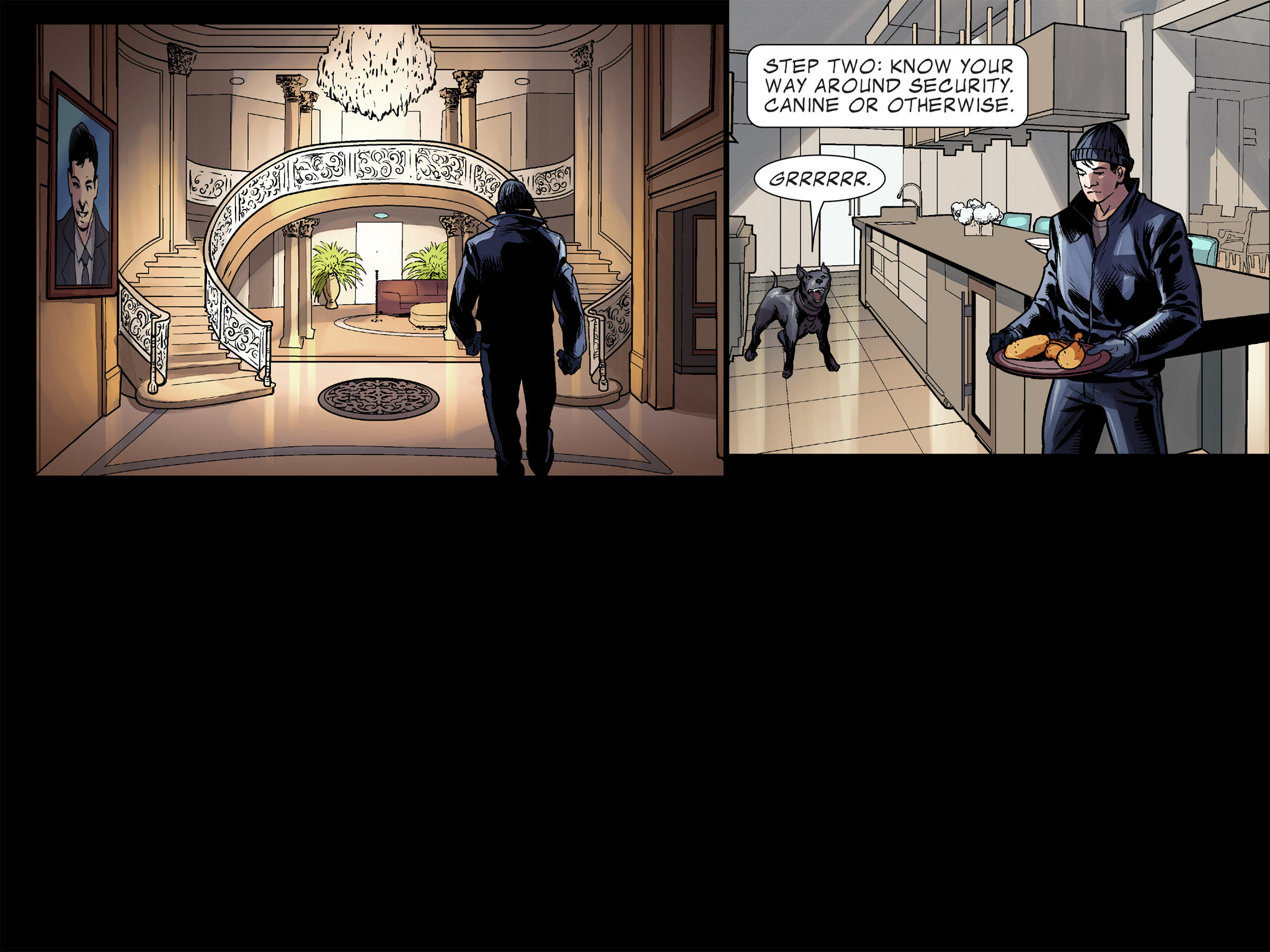 Read online Ant-Man — Scott Lang: Small Time comic -  Issue # Full - 41