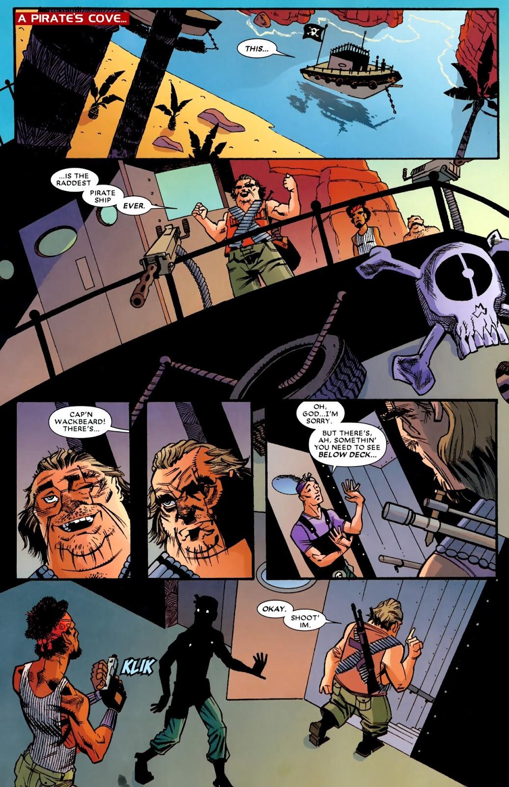 Read online Deadpool (2008) comic -  Issue #14 - 6