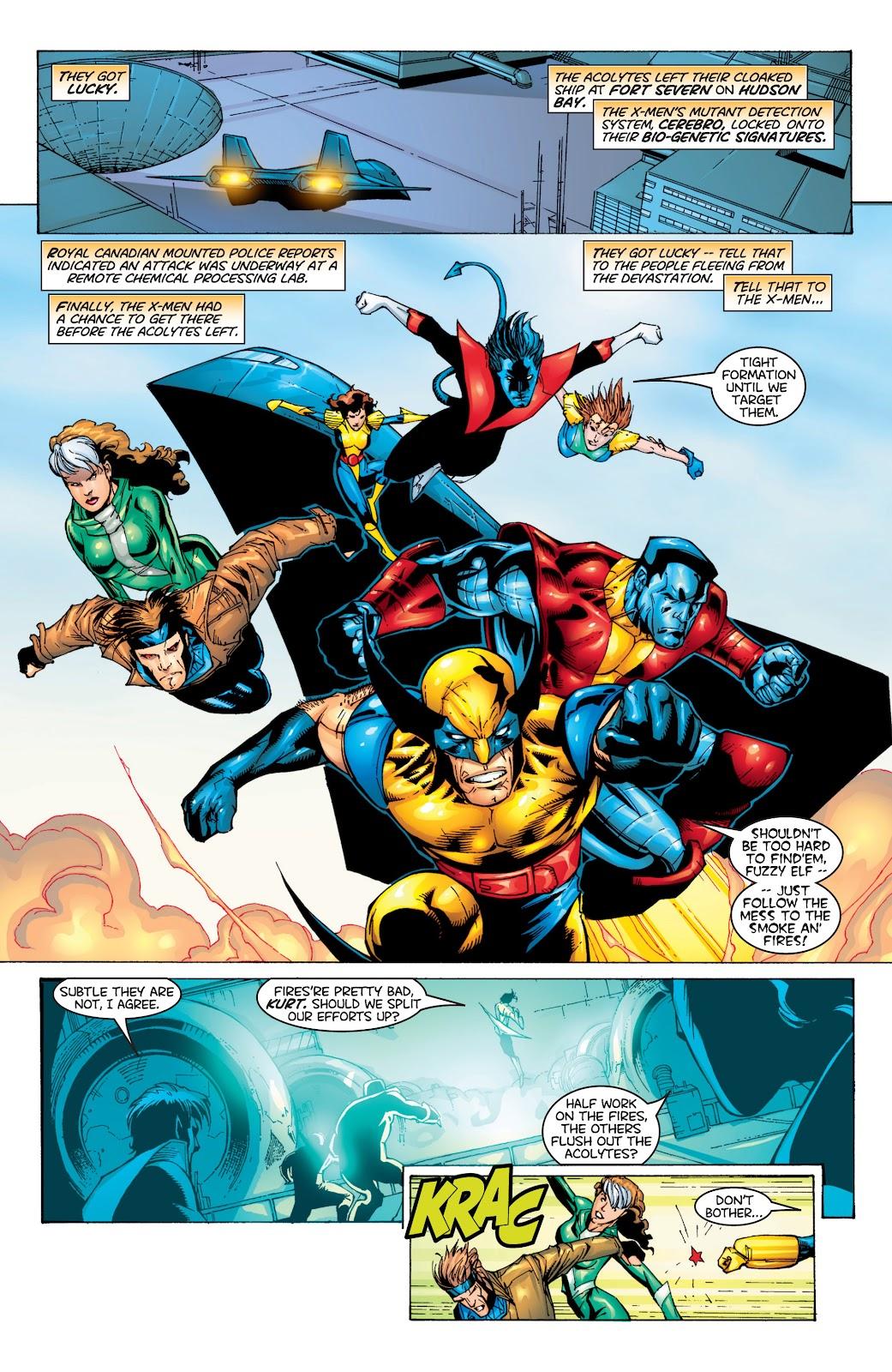 Uncanny X-Men (1963) issue 366 - Page 9