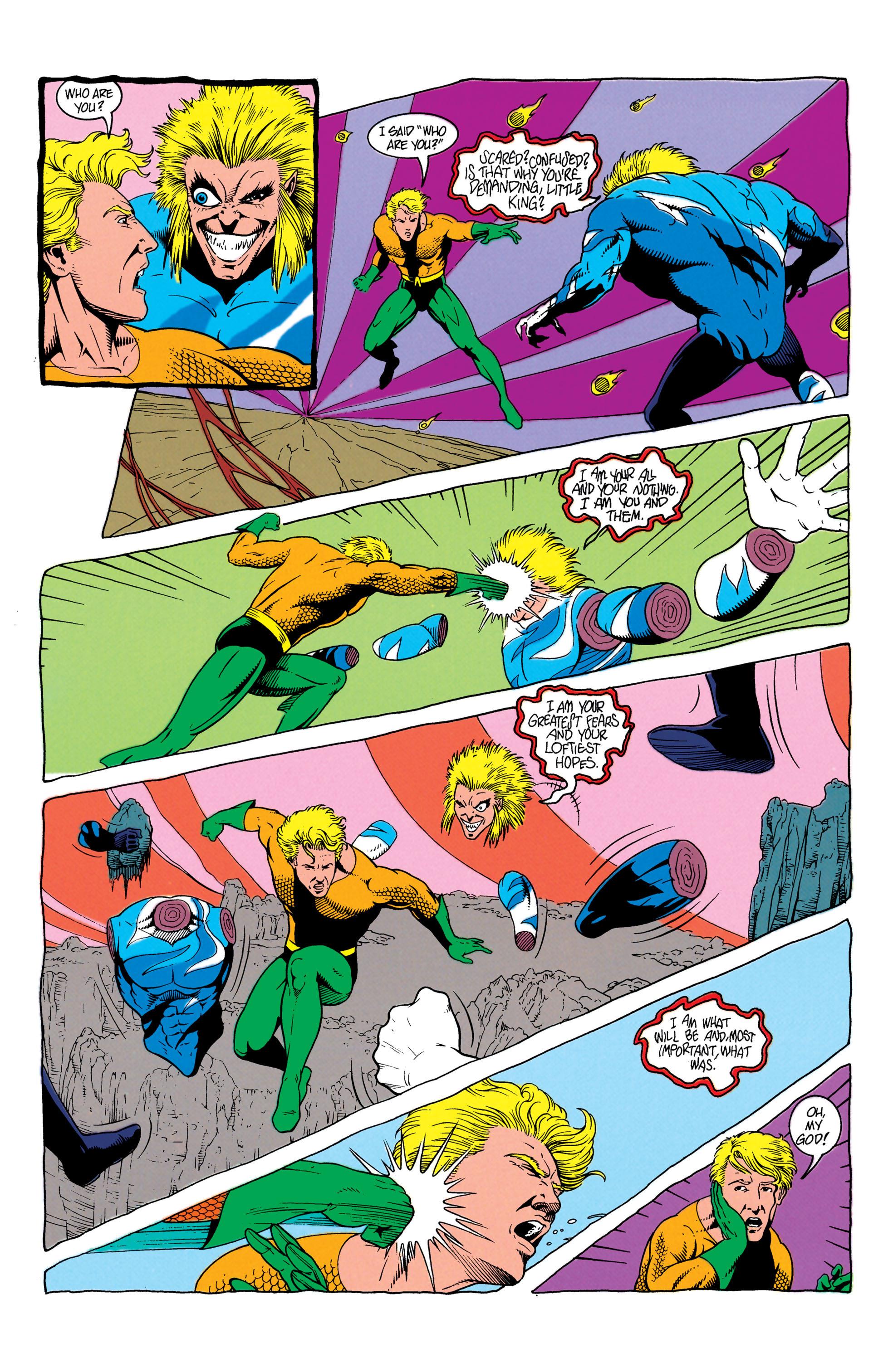 Read online Aquaman (1991) comic -  Issue #7 - 3