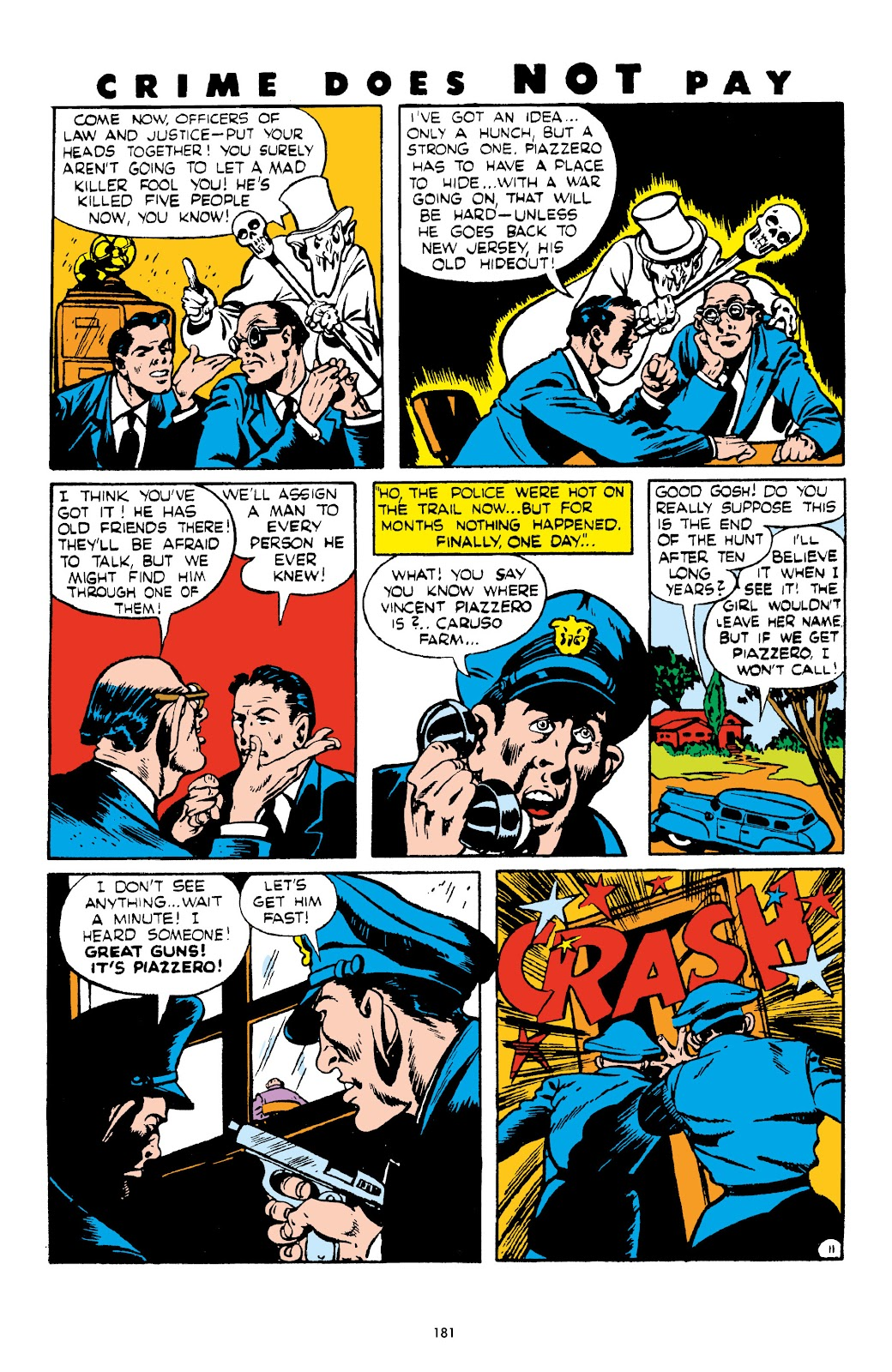 Read online Crime Does Not Pay Archives comic -  Issue # TPB 4 (Part 2) - 81
