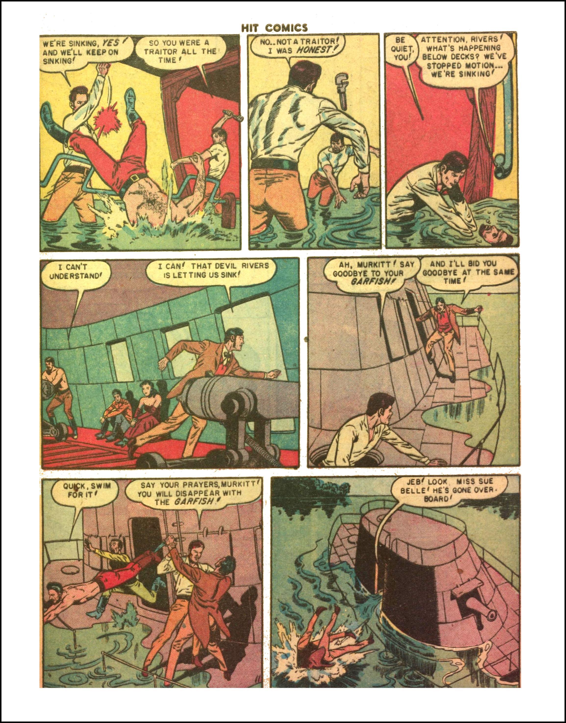 Read online Hit Comics comic -  Issue #65 - 13