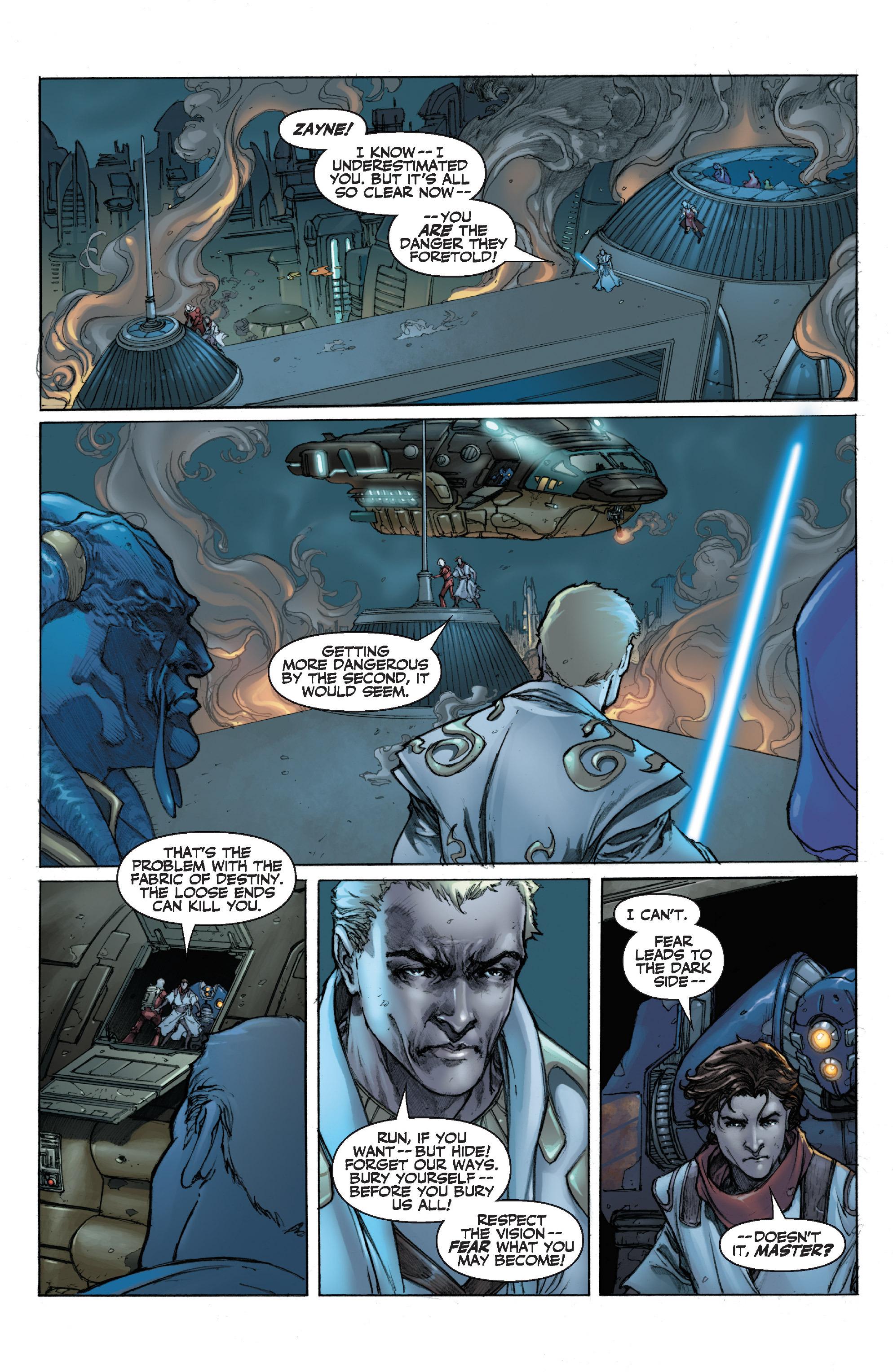 Read online Star Wars Omnibus comic -  Issue # Vol. 29 - 138