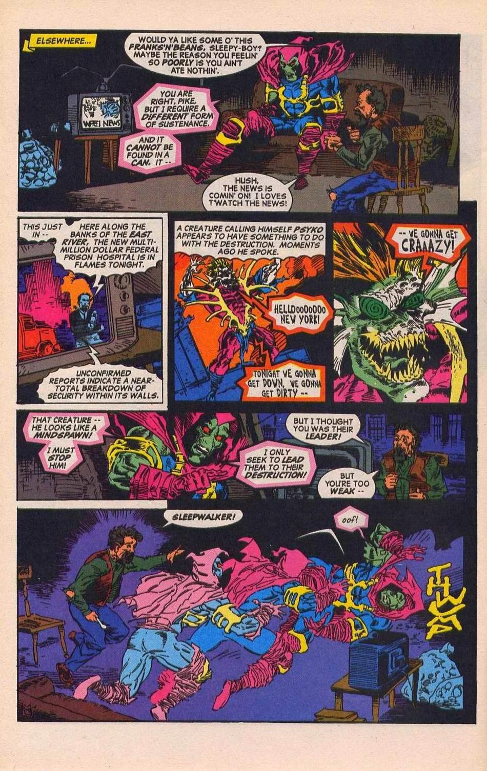 Read online Sleepwalker comic -  Issue #28 - 15