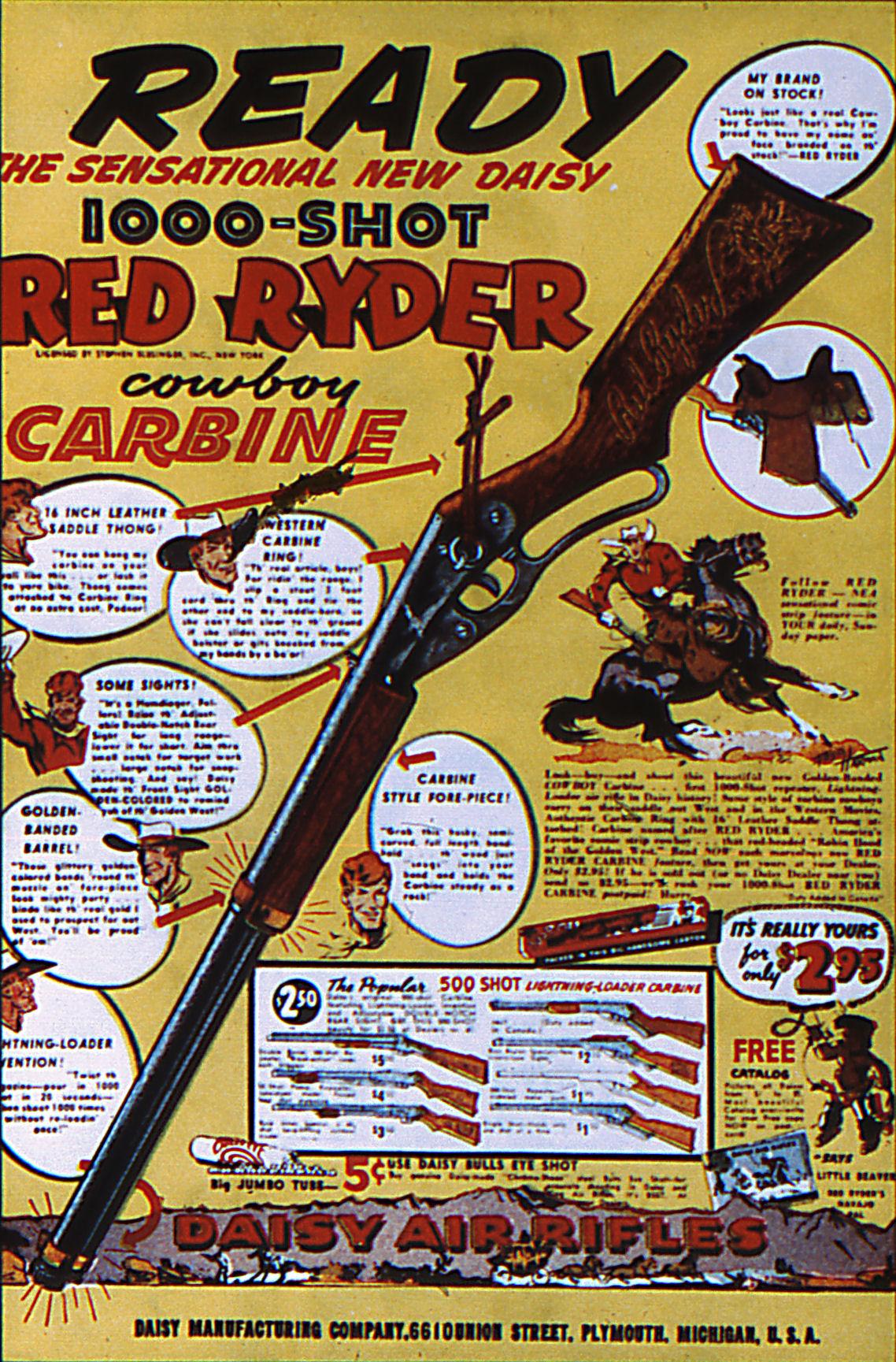 Read online Adventure Comics (1938) comic -  Issue #55 - 69