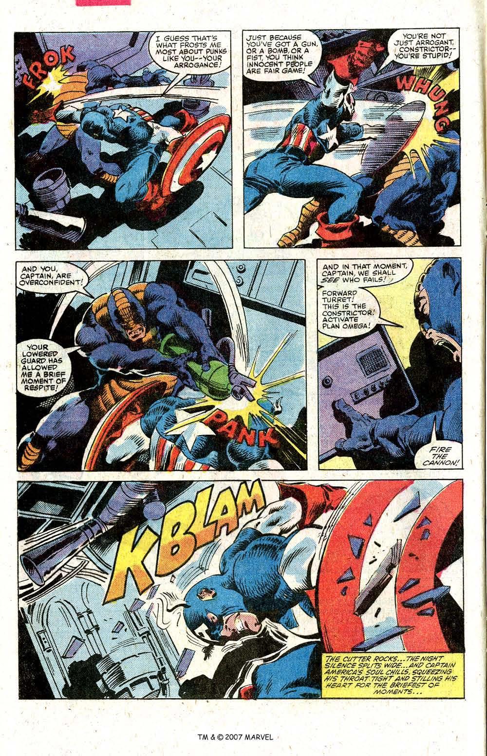 Read online Captain America (1968) comic -  Issue # _Annual 5 - 8