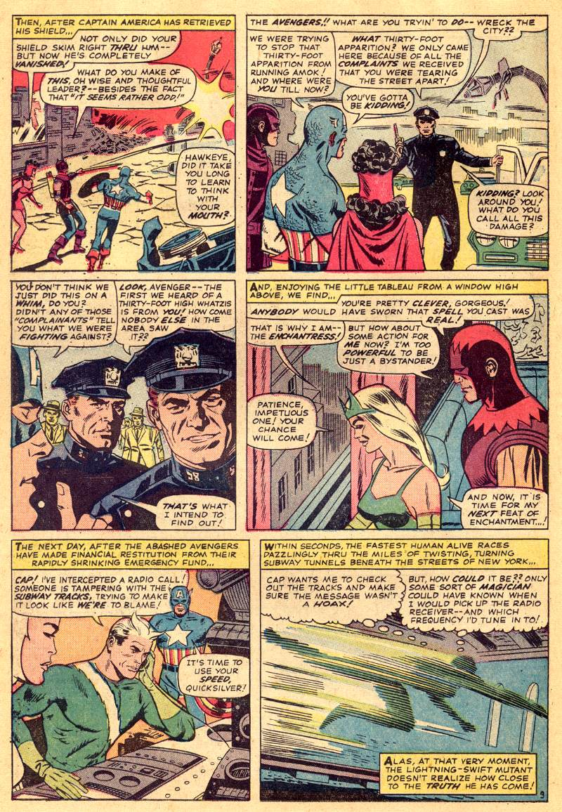 The Avengers (1963) 21 Page 13