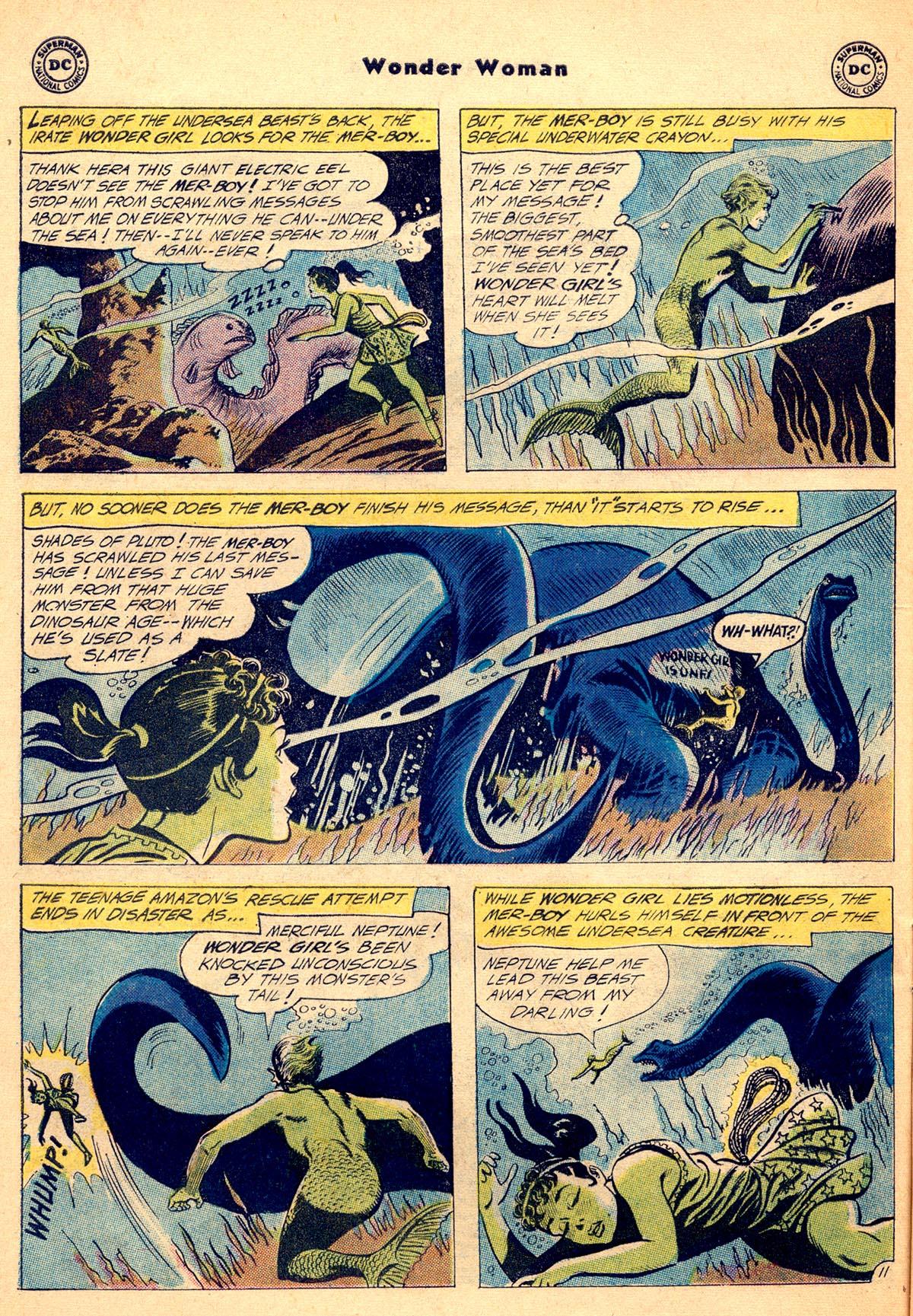 Read online Wonder Woman (1942) comic -  Issue #115 - 30