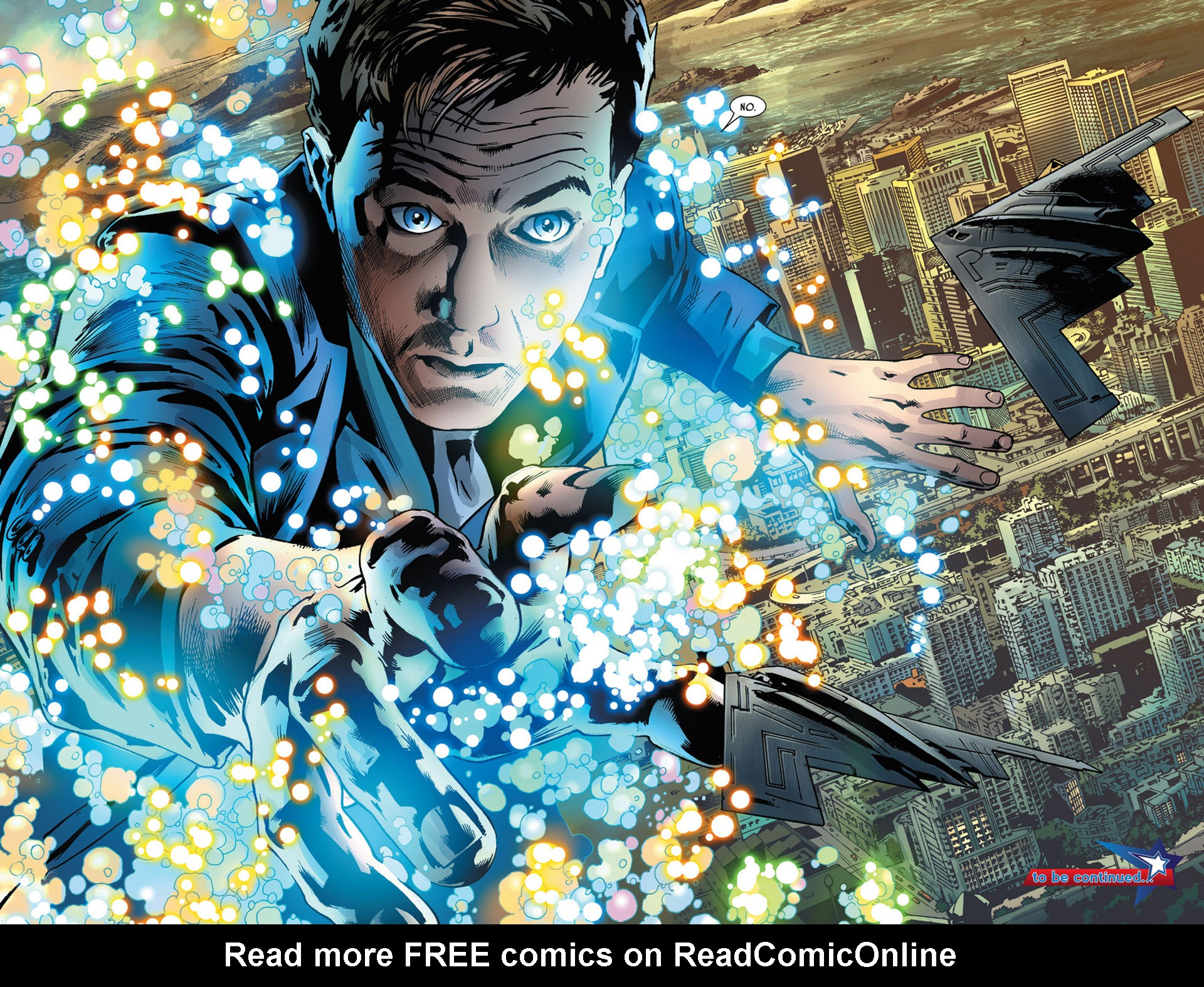 Read online America's Got Powers comic -  Issue #5 - 27