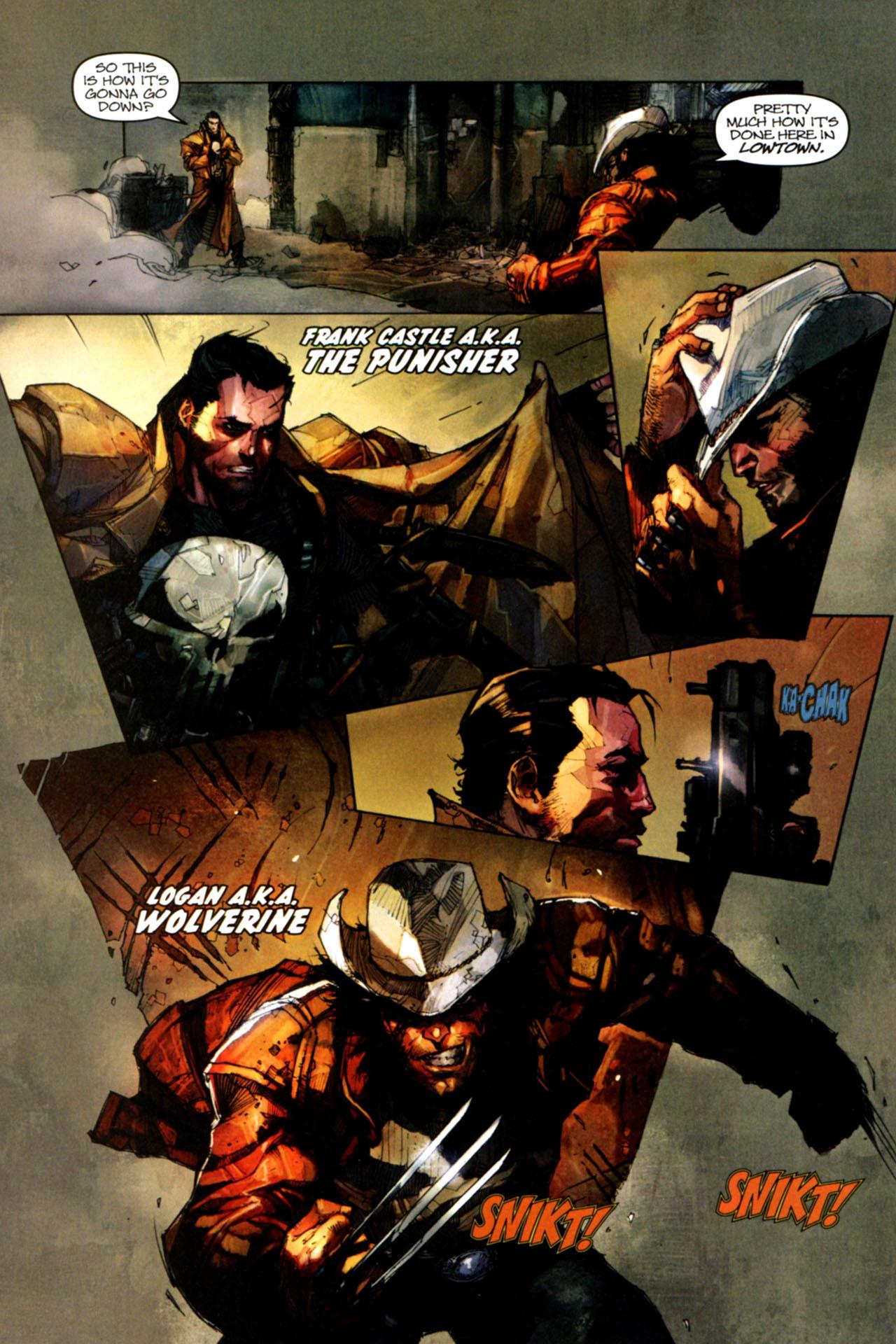 Read online Astonishing Tales (2009) comic -  Issue #1 - 6
