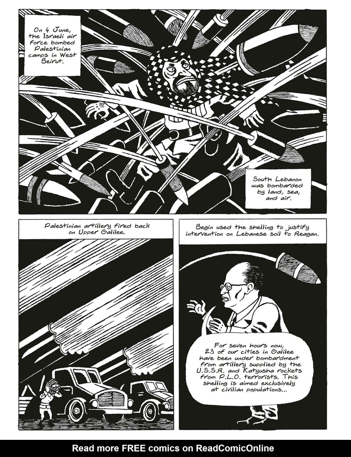 Best of Enemies: A History of US and Middle East Relations issue TPB_2 - Page 80