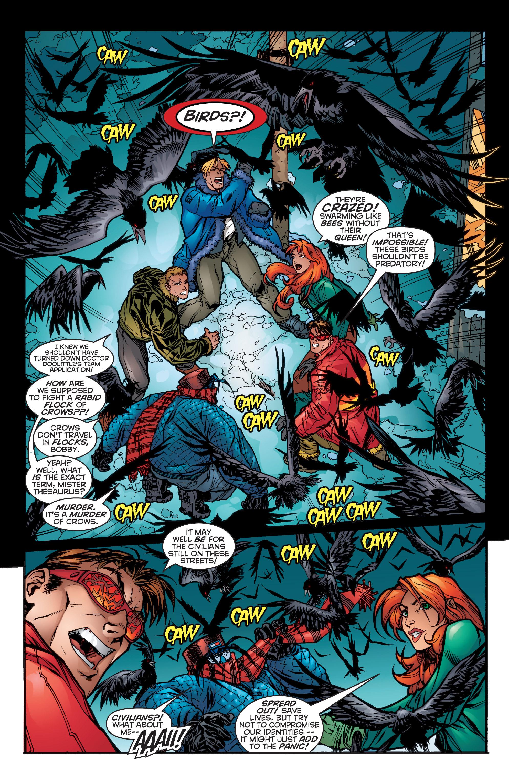 Read online Uncanny X-Men (1963) comic -  Issue #357 - 5