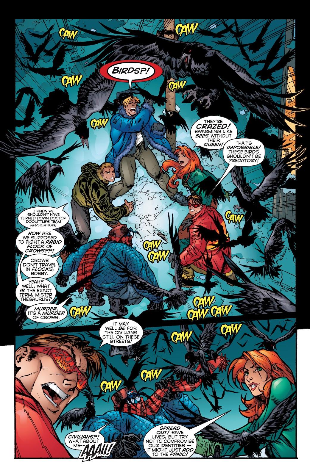 Uncanny X-Men (1963) issue 357 - Page 5