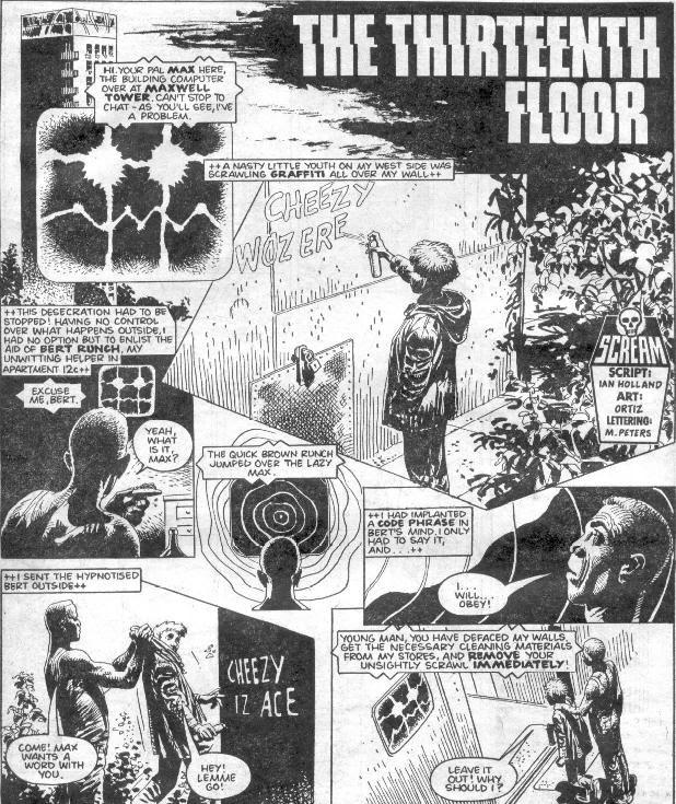 Read online The Thirteenth Floor (2007) comic -  Issue # Full - 53