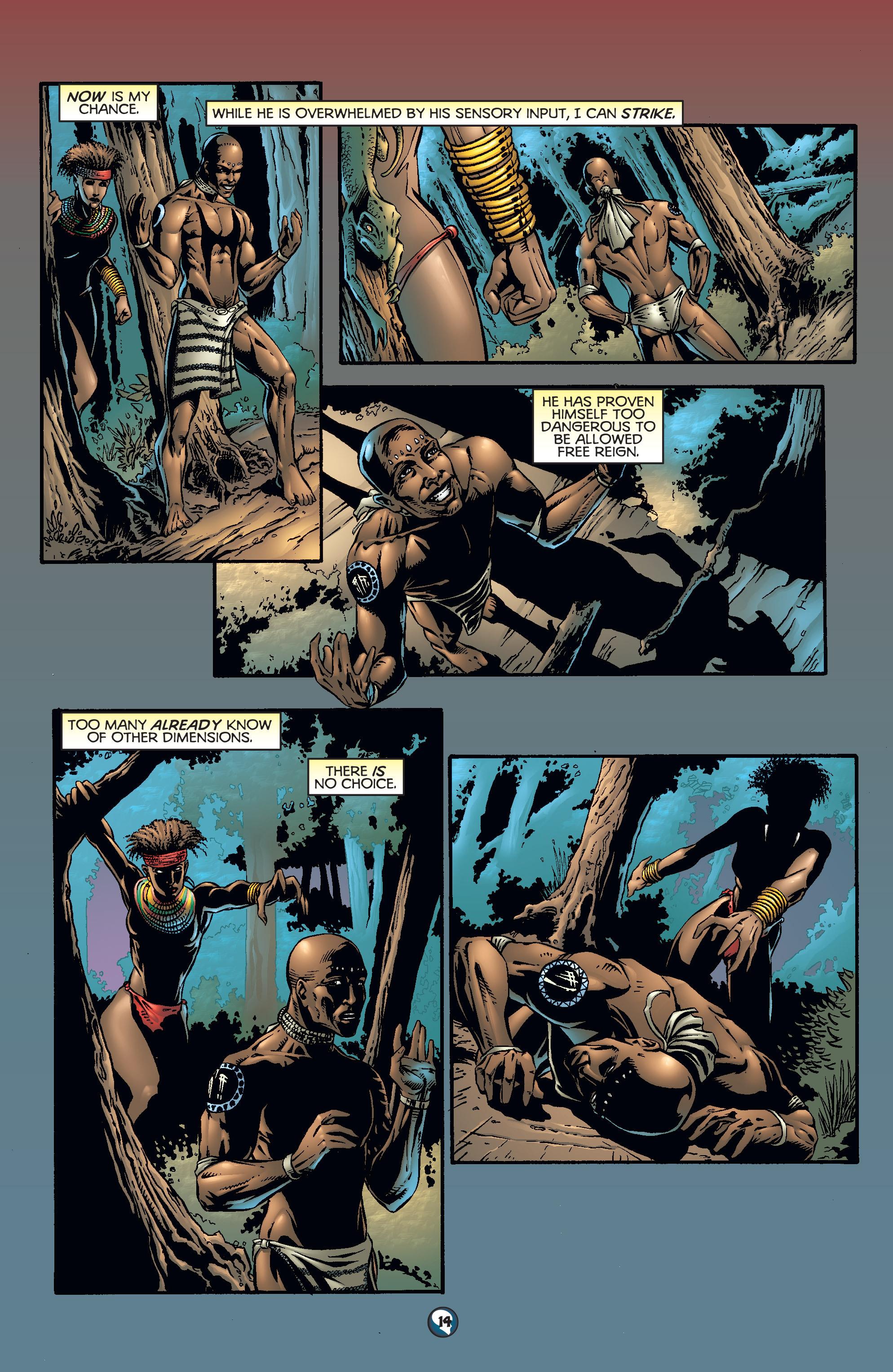 Read online Shadowman (1997) comic -  Issue #18 - 12