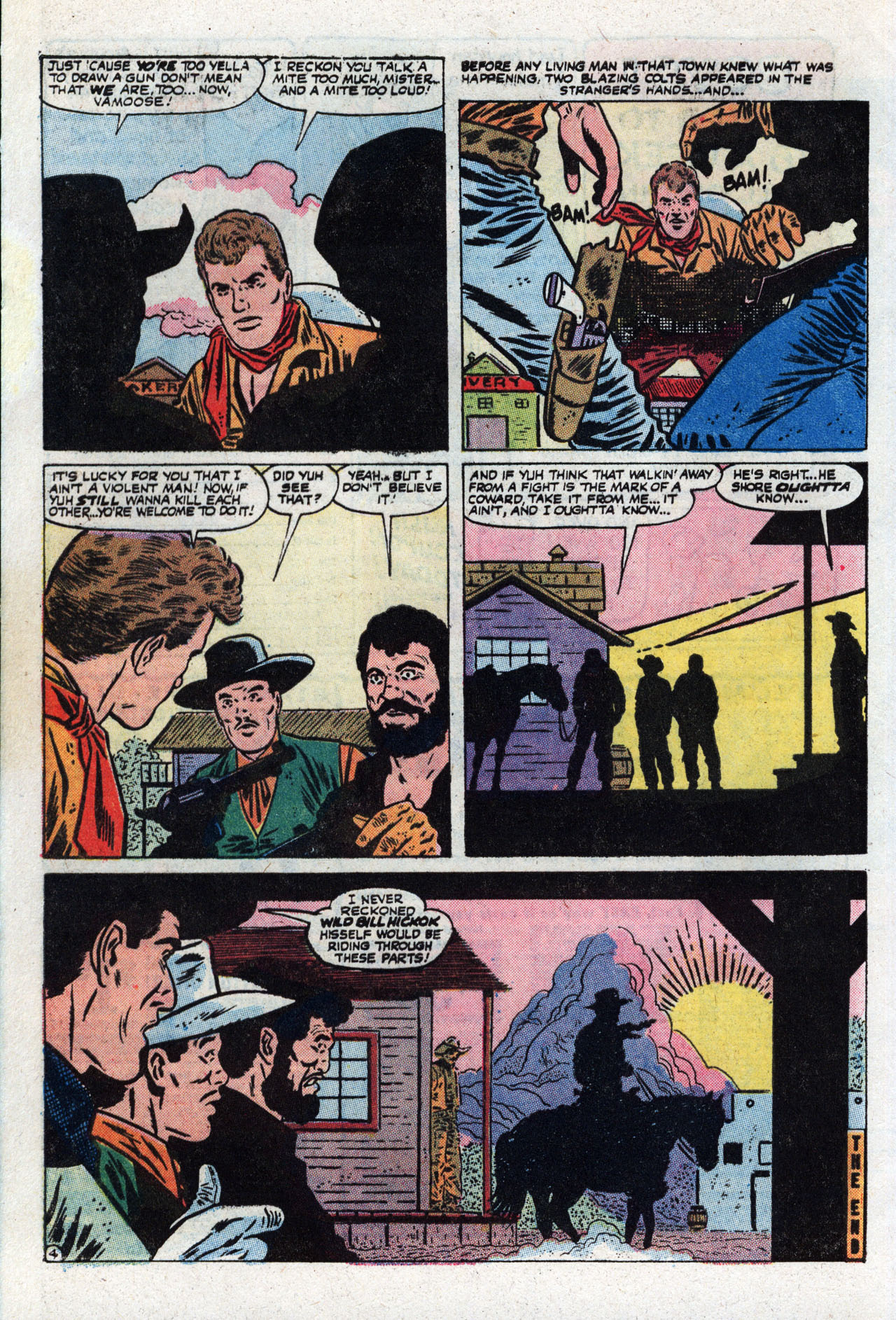 Read online Two-Gun Kid comic -  Issue #111 - 32