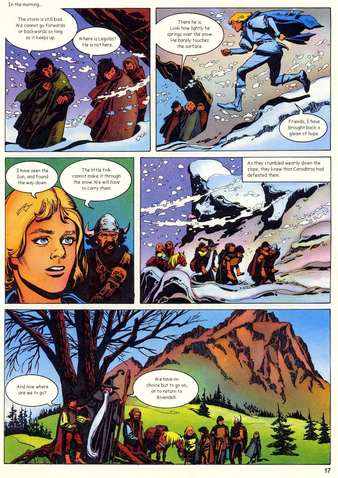 El Señor de los Anillos issue 2 - Page 14