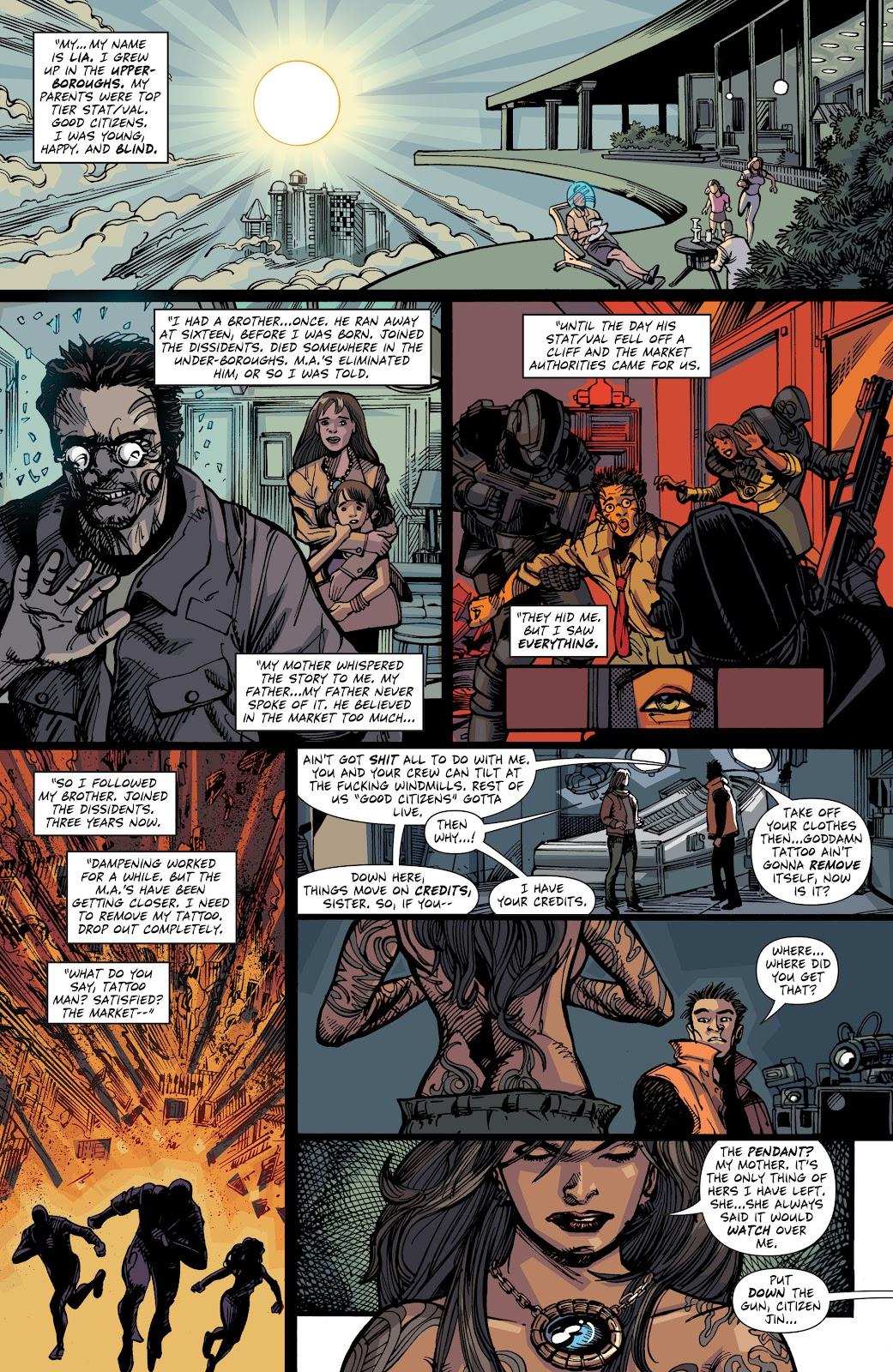 Read online Strange Adventures (2014) comic -  Issue # TPB (Part 1) - 11