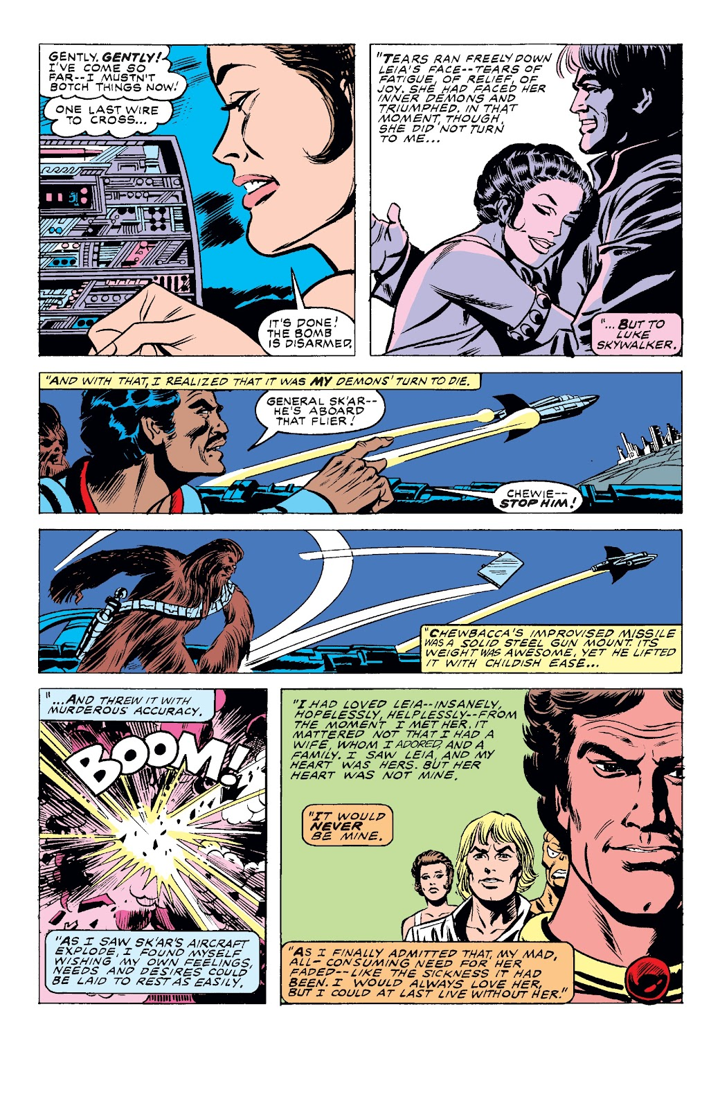 Read online Star Wars Legends: The Original Marvel Years - Epic Collection comic -  Issue # TPB 3 (Part 4) - 48