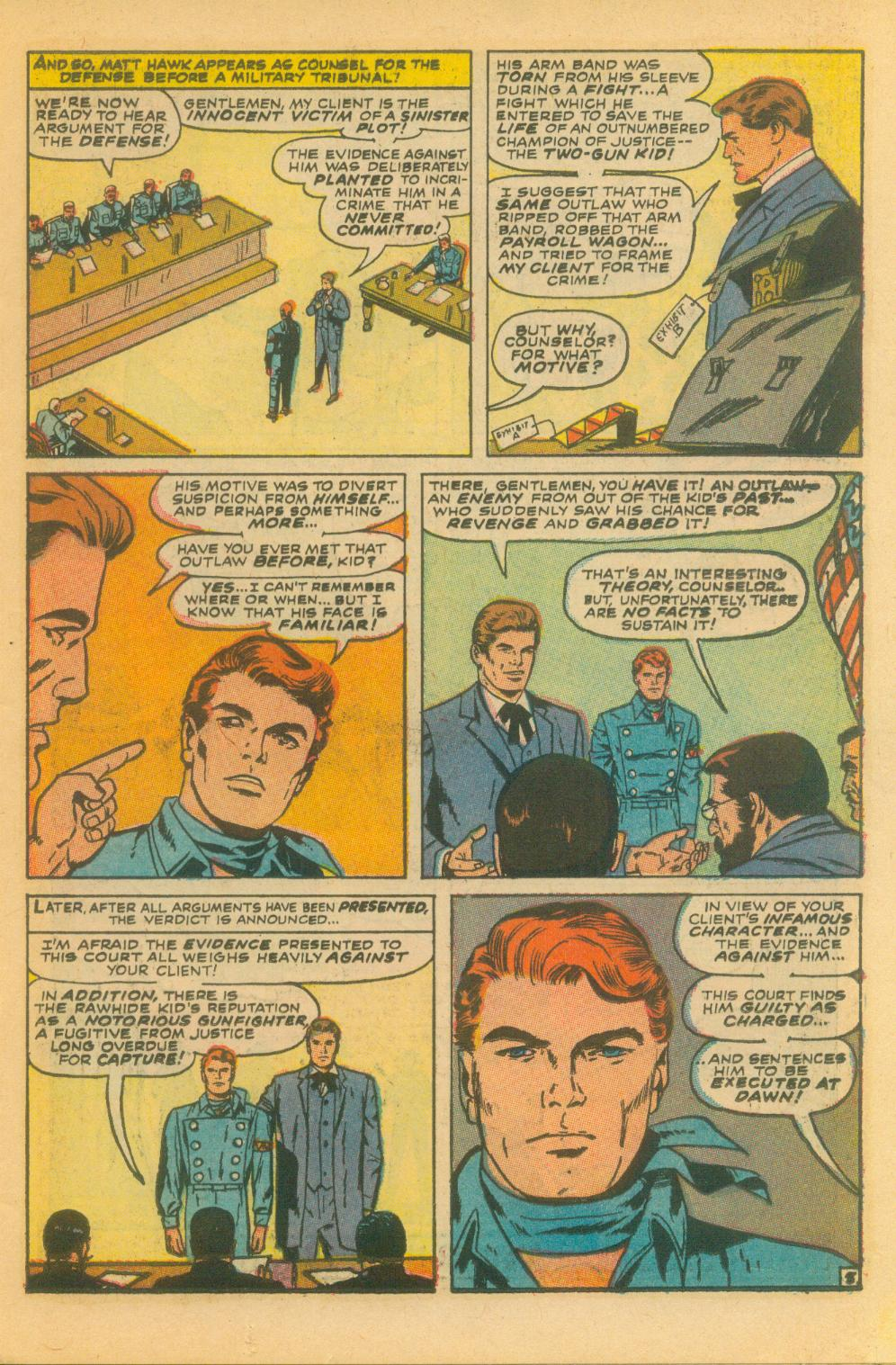Read online Two-Gun Kid comic -  Issue #85 - 12