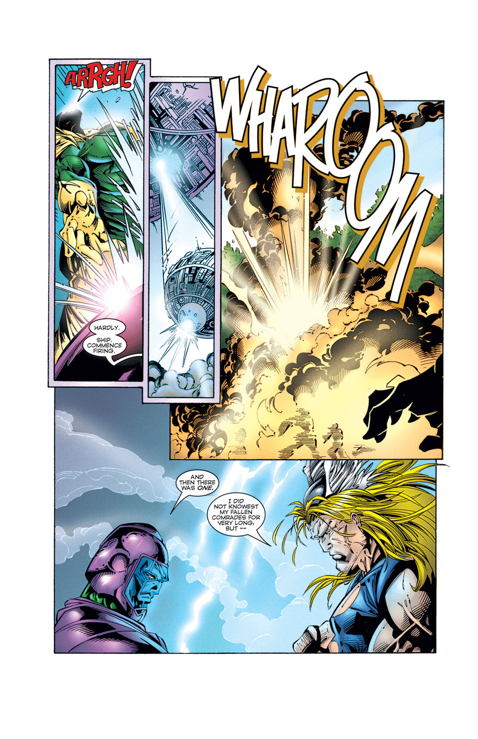 Read online Avengers (1996) comic -  Issue #2 - 17