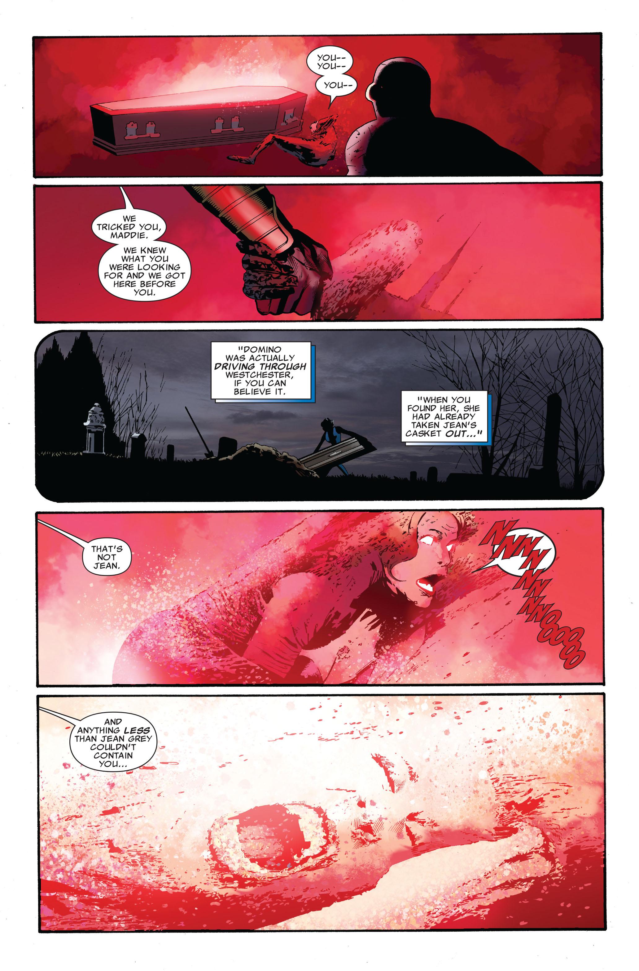 Read online Uncanny X-Men (1963) comic -  Issue #511 - 23