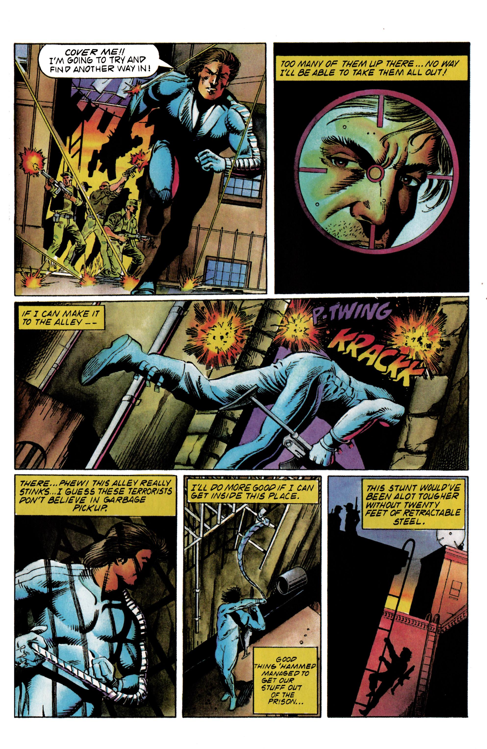 Read online Eternal Warrior (1992) comic -  Issue #20 - 18