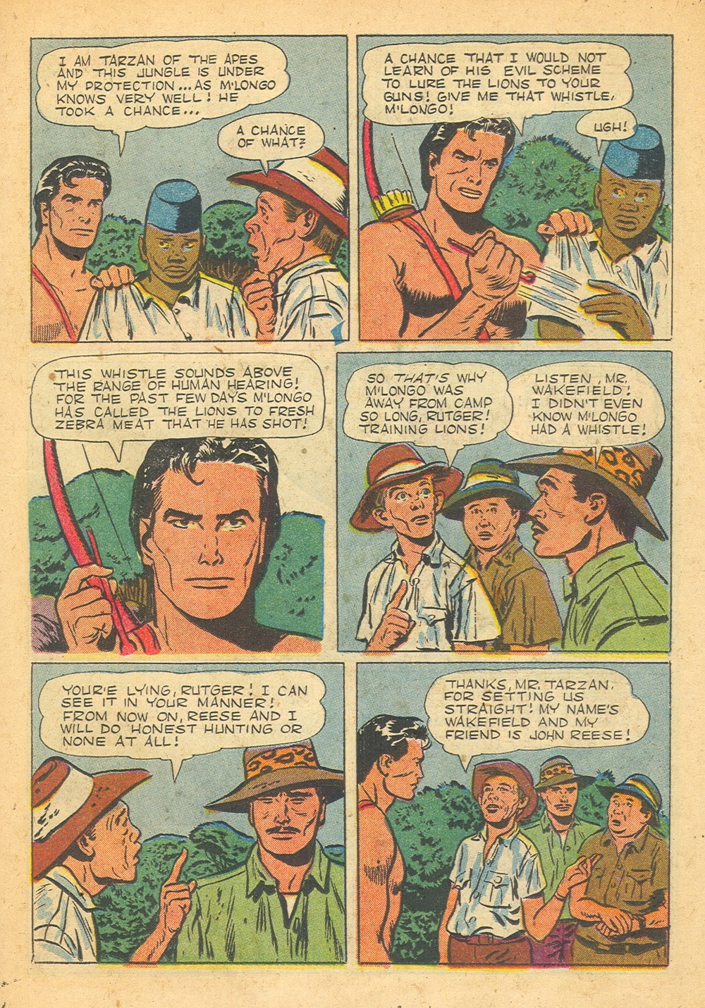Tarzan (1948) issue 57 - Page 31