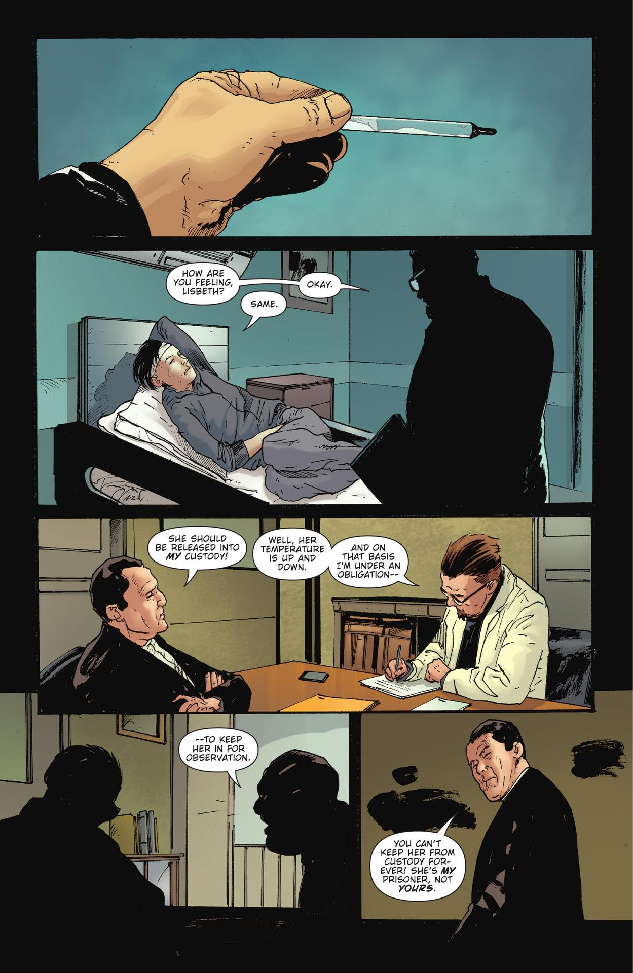 Read online The Girl Who Kicked The Hornet's Nest comic -  Issue # TPB - 170