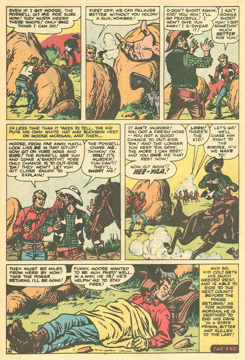 Kid Colt Outlaw issue 152 - Page 24