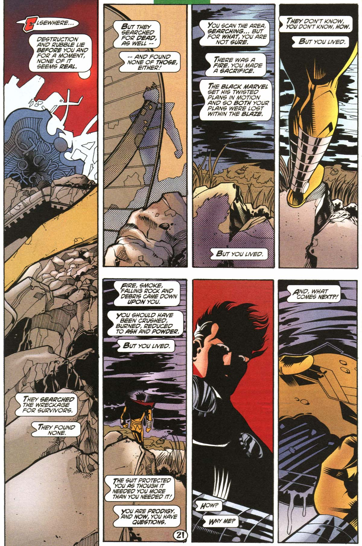 Read online Slingers comic -  Issue #6 - 22
